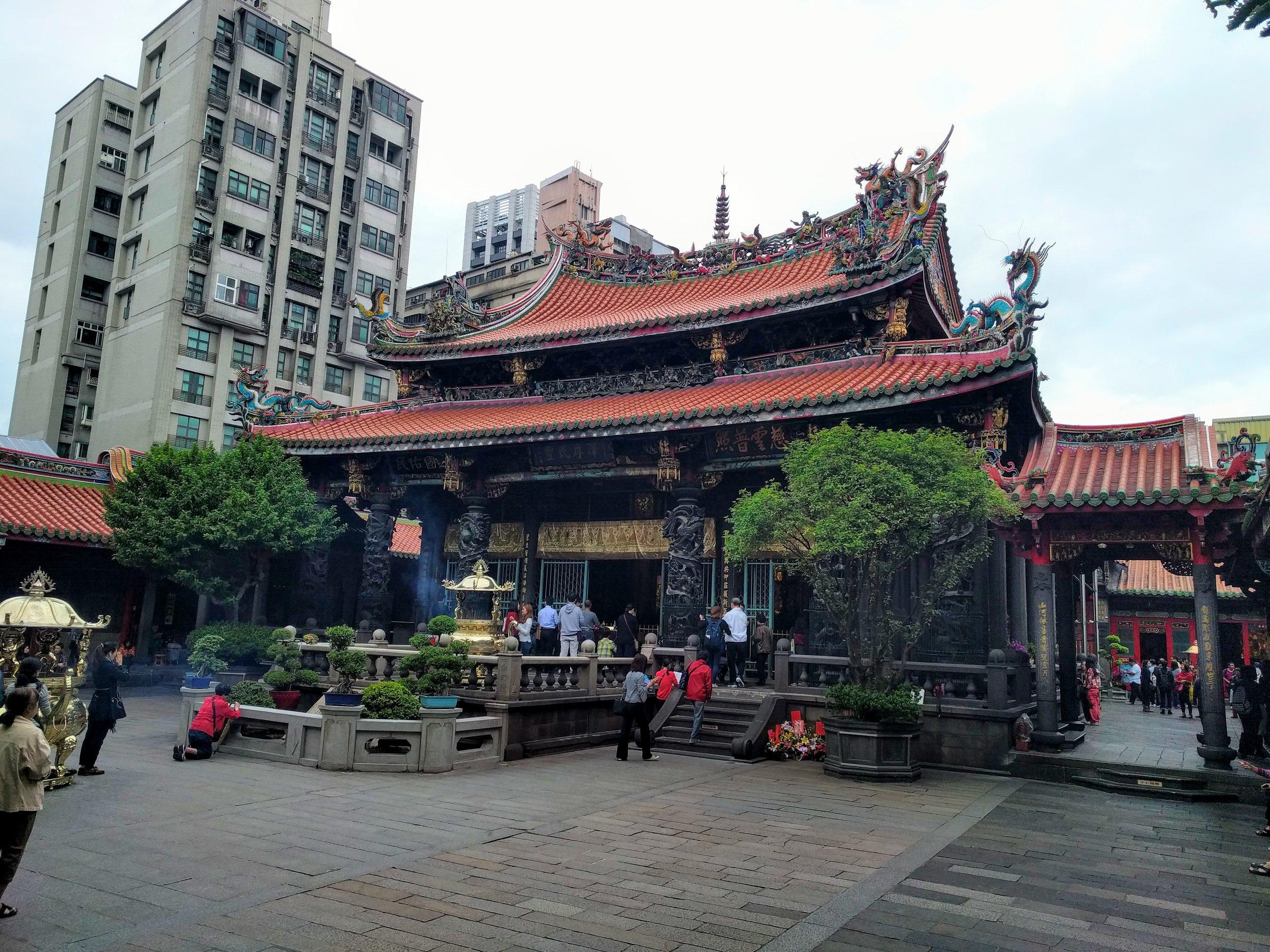 Lungshan Temple // Taipei