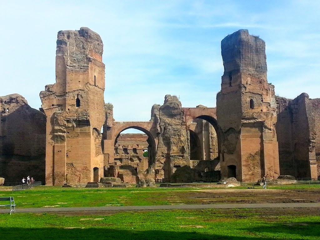 Baths at Caracalla