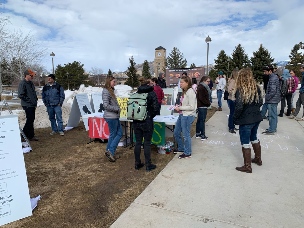 JFA Outreach Event at Fort Lewis College - March 18, 2019