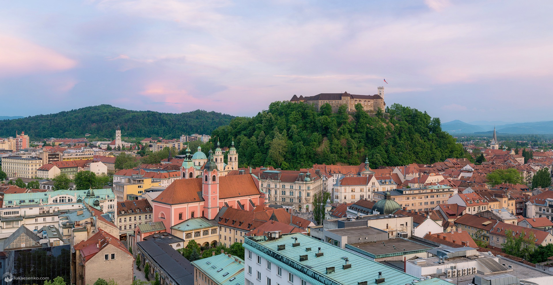 LJUBLJANA, THE SERENE CAPITAL