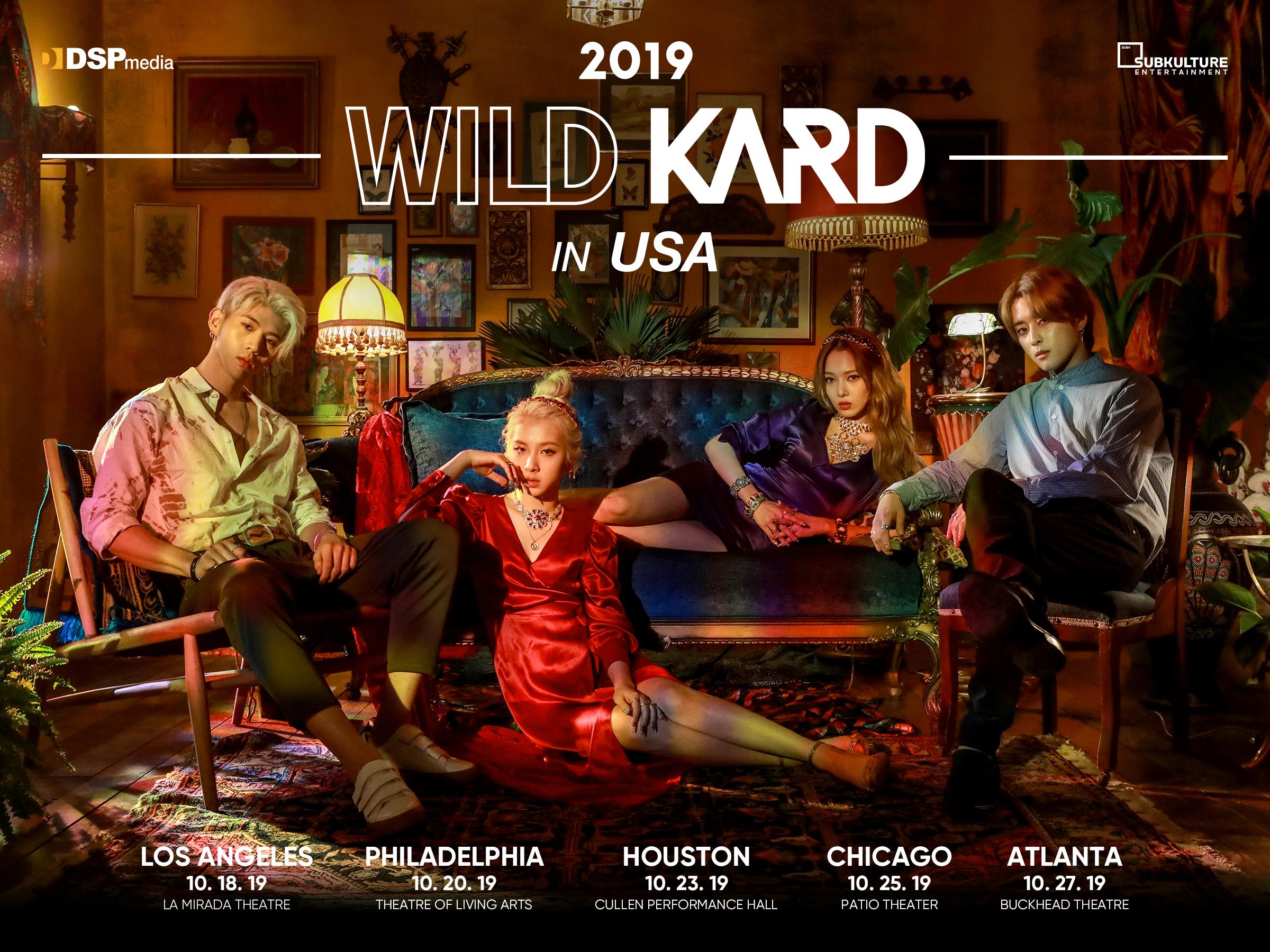 2019 WILD KARD TOUR IN USA Poster.png