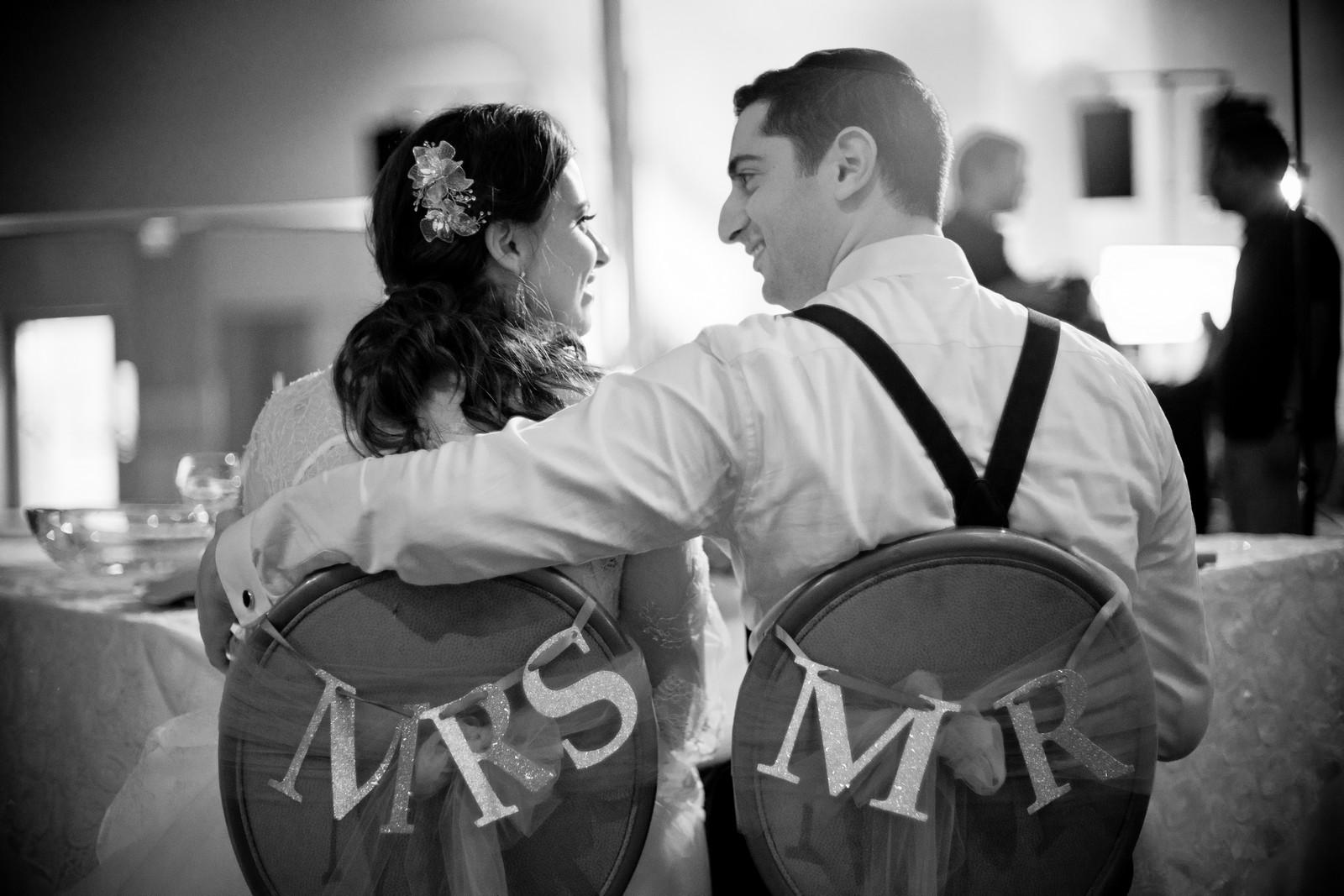 Josh and Michelle's Modern Jewish Wedding at Congregation Keter Torah, Teaneck, New Jersey Photos by Chaim Schvarcz,Bride, Groom