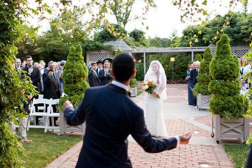 Crest Hollow Country Club, Westbury, New York, NYC, Jewish Wedding, Photo by Chaim Schvarcz