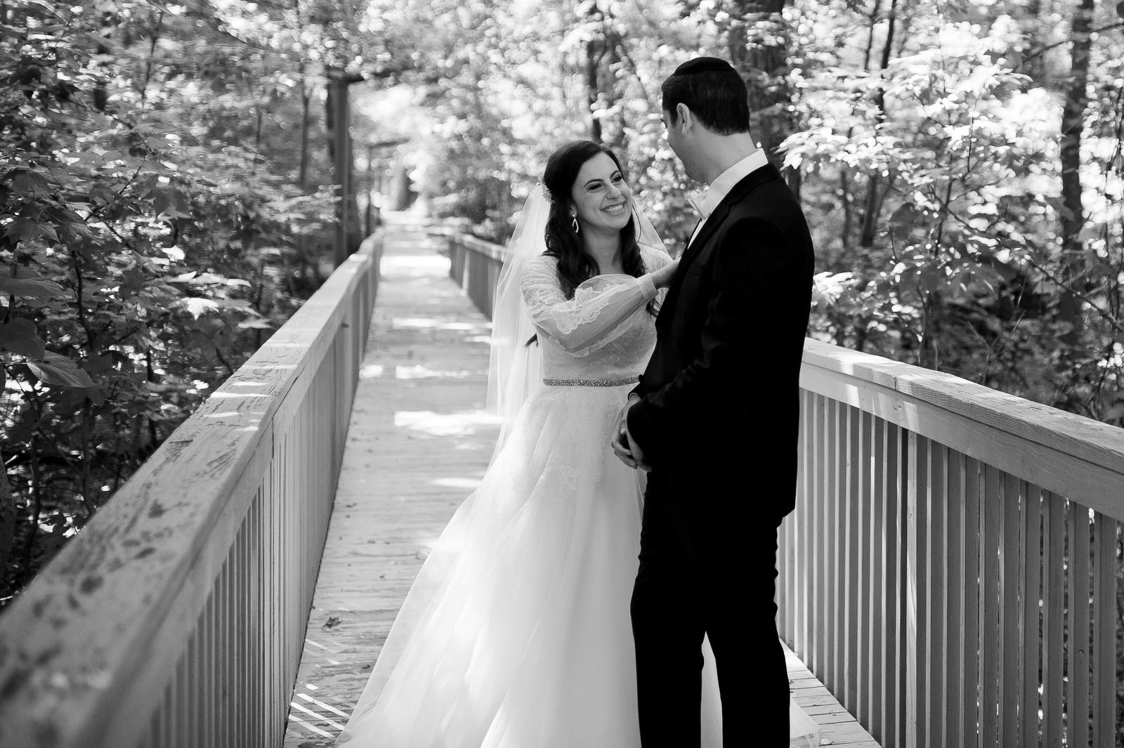 First Look Blog Post Photos By Chaim Schvarcz Bride Groom Wedding Day Park