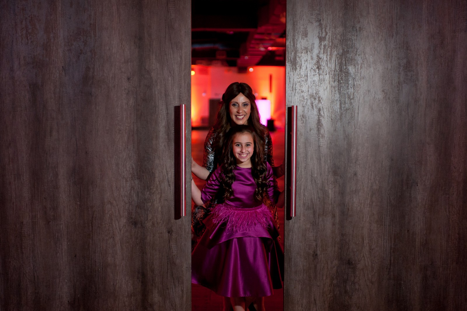 Batsheva Rubinstien Bat MItzvah at Factory 220 New Jersey photos by Chaim Schvarcz upscale event mitzva