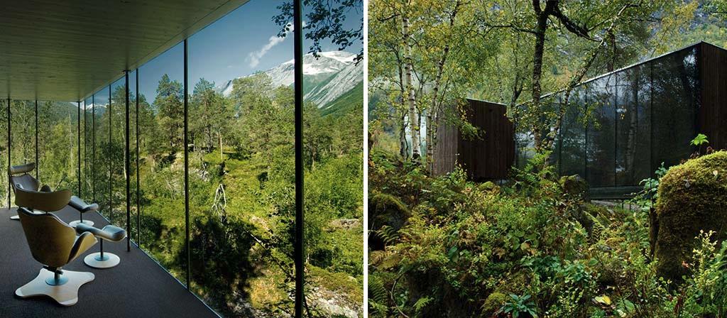 The Juvet Landscape Hotel, image from jebiga.