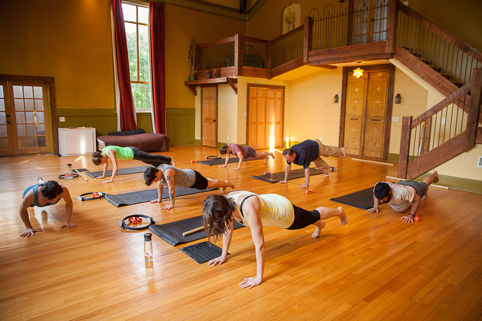 The Top Ten Reasons to Come to Cisco Pilates