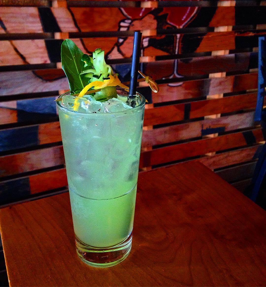 Green Churchill - errantwhiskey