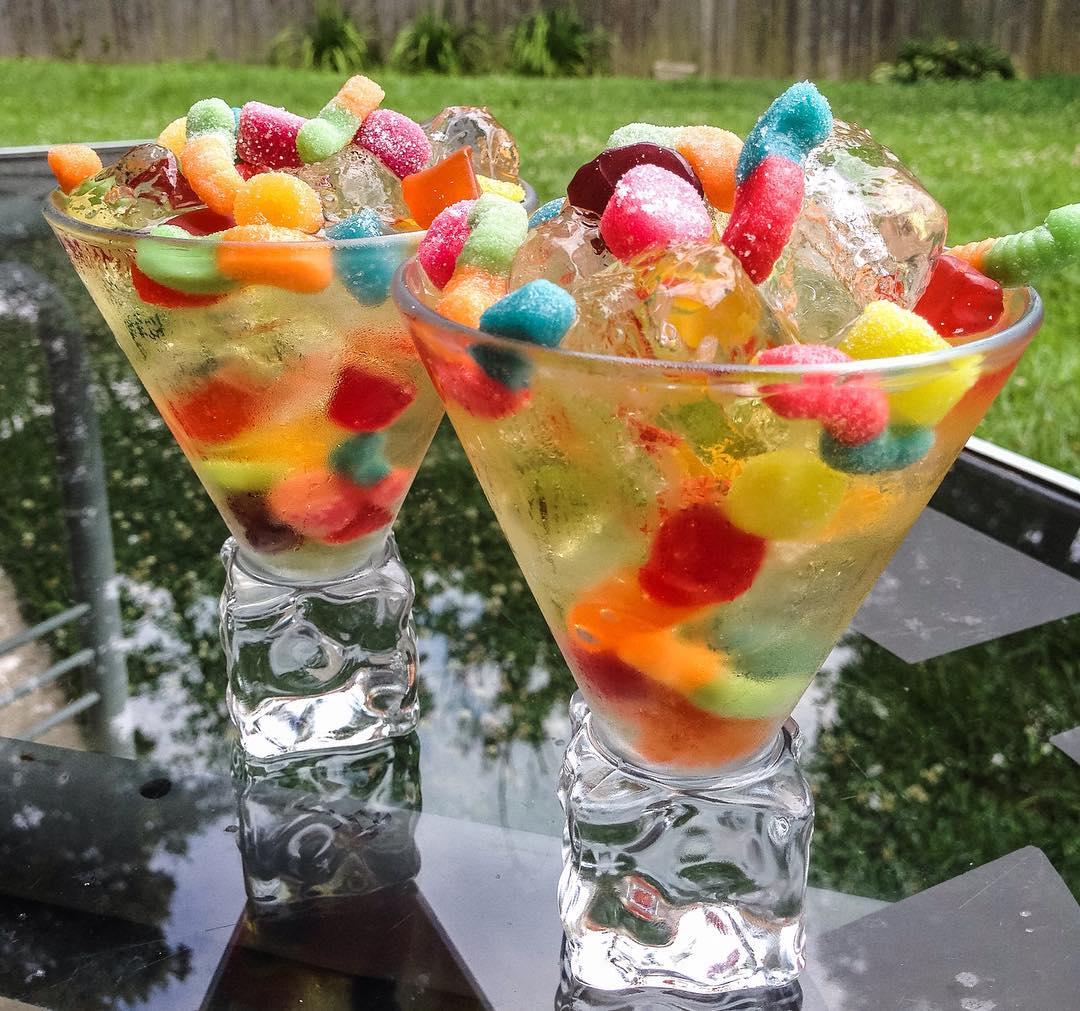 letsturnup  - Candy World Cocktail