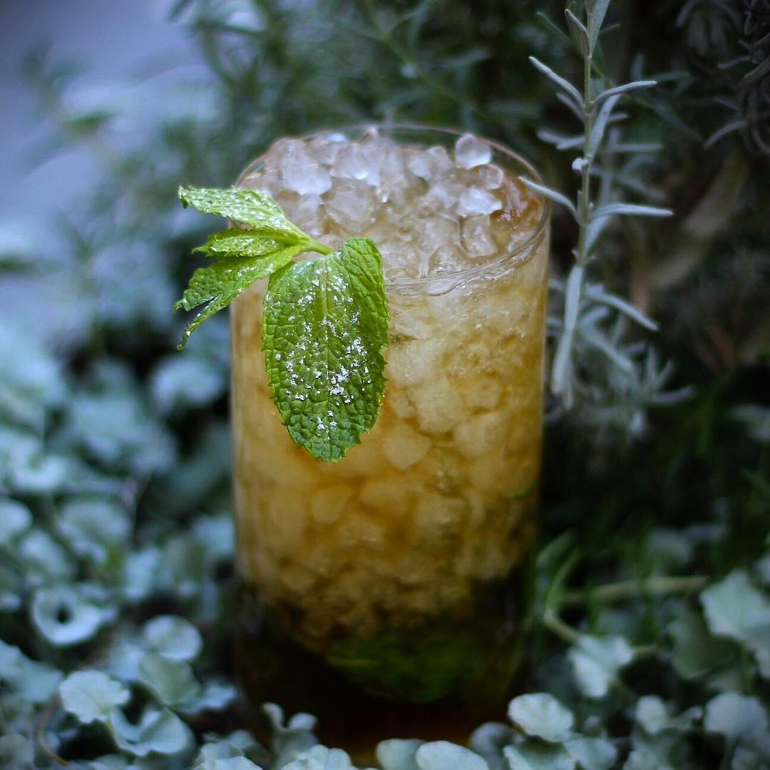 Scotch Julep -  spiritedla