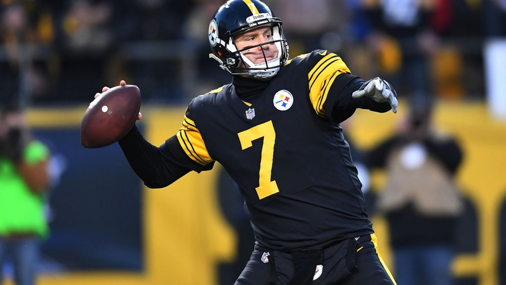 big ben - QB - Pittsburg Steelers