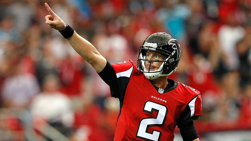 mattryan - QB - Atlanta Falcons