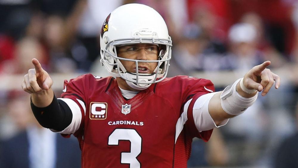 carsonpalmer - QB - Arizona Cardinals