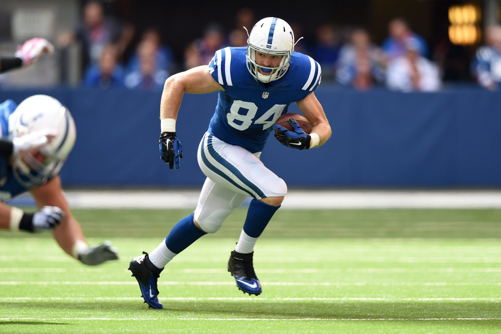 JackDoyle - TE - Indianapolis Colts