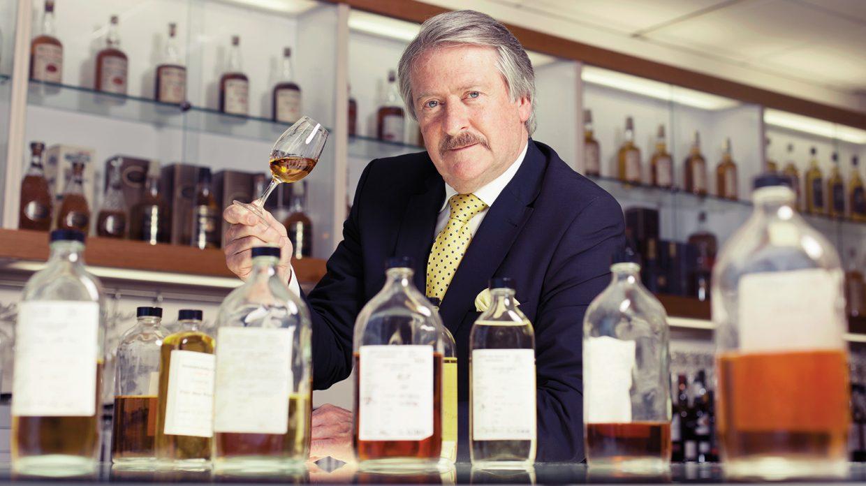 Dalmore Master Blender Richard Paterson. Image via  Whiskey Advocate