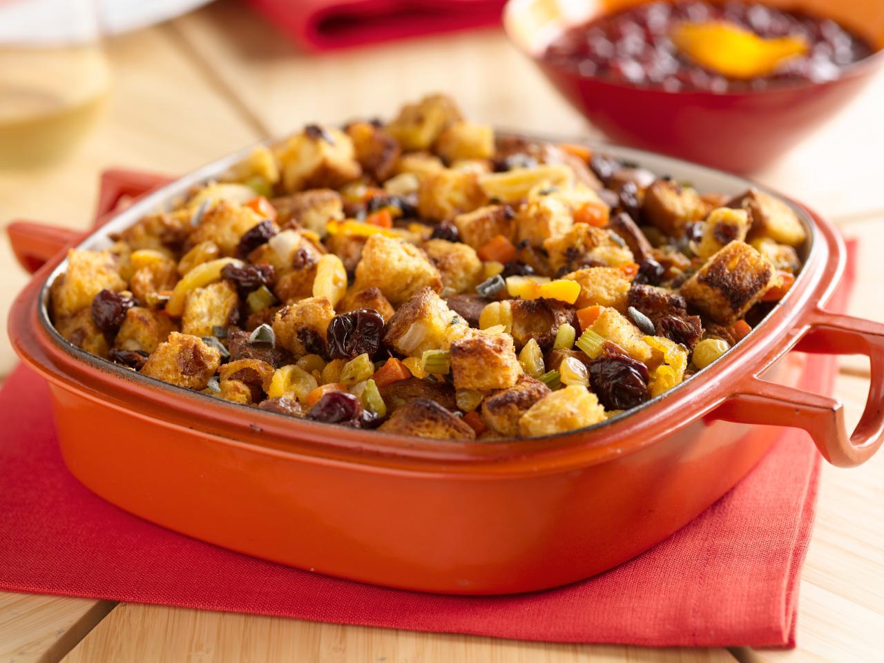Stuffing - Side Dish - Thanksgivingvs. YOU