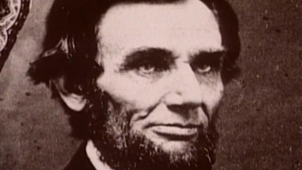 The face you make when you used to be a bartender but now you're President during the Civil War.