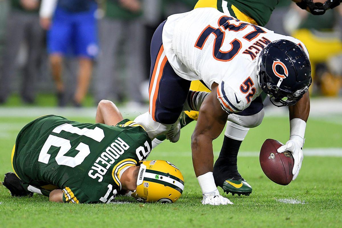 Bears Defense -