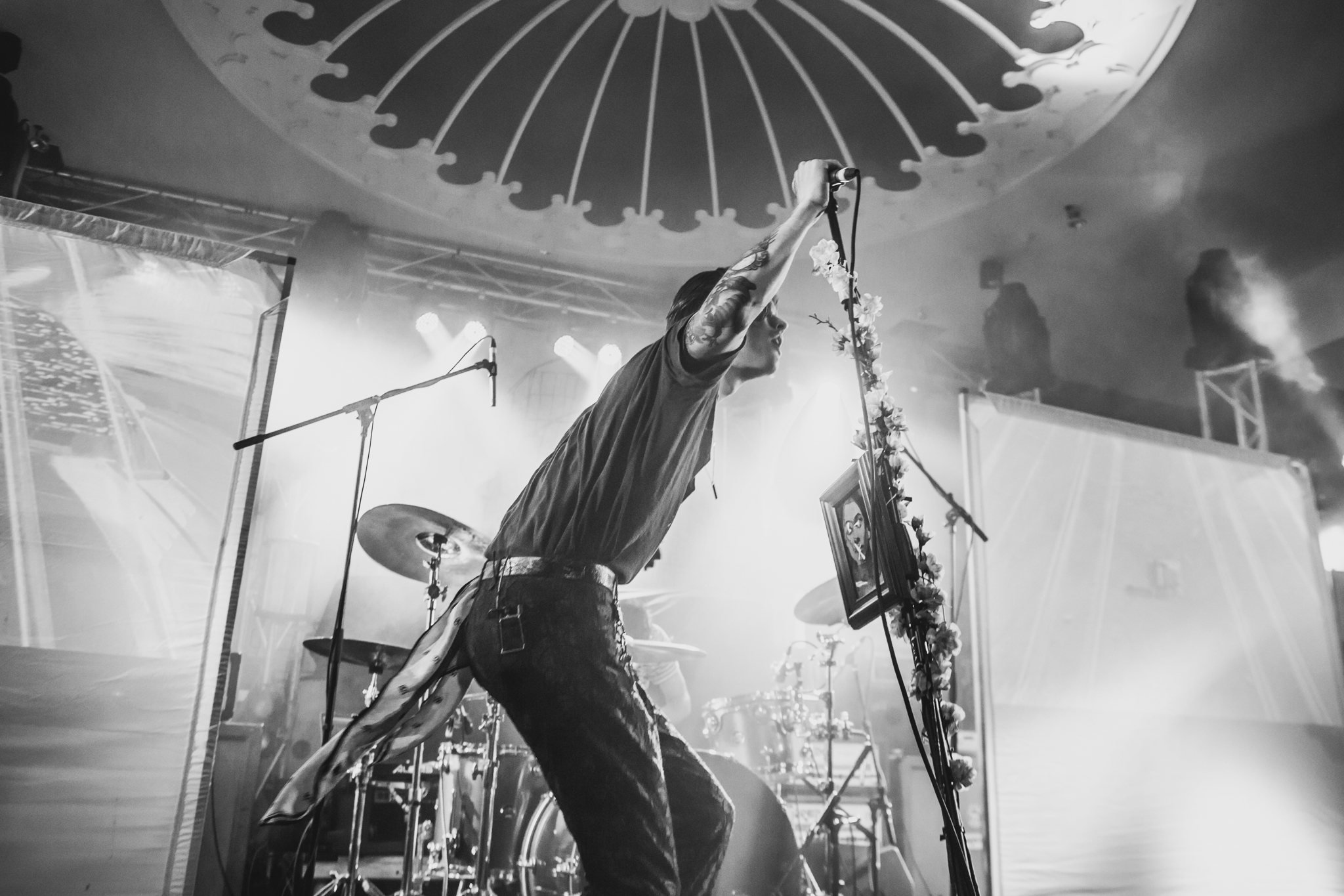 Mitch Lowe Photo - The Used - Eatons Hill Hotel-13.jpg