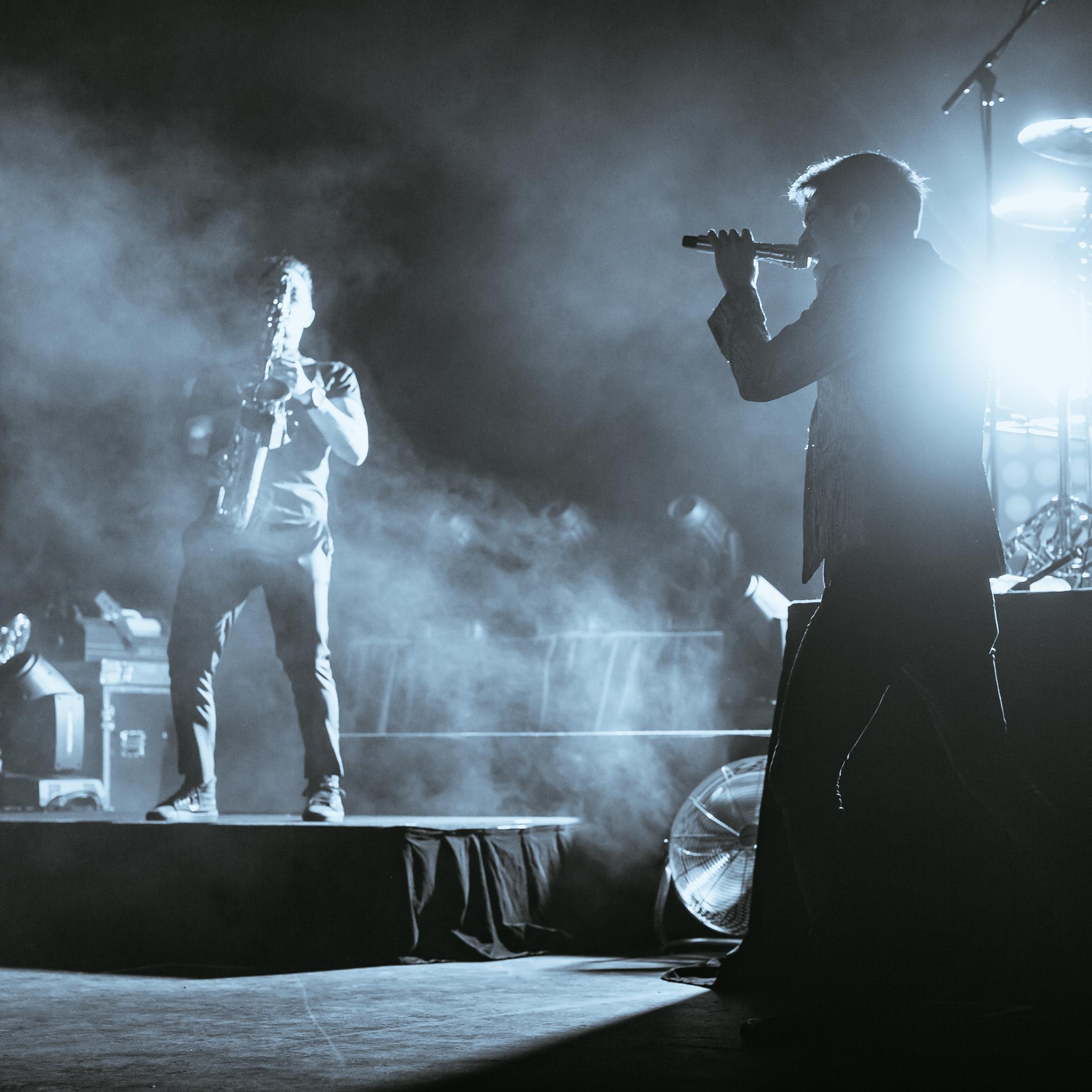 Mitch Lowe Photo - Panic At The Disco - Riverstage-11.jpg