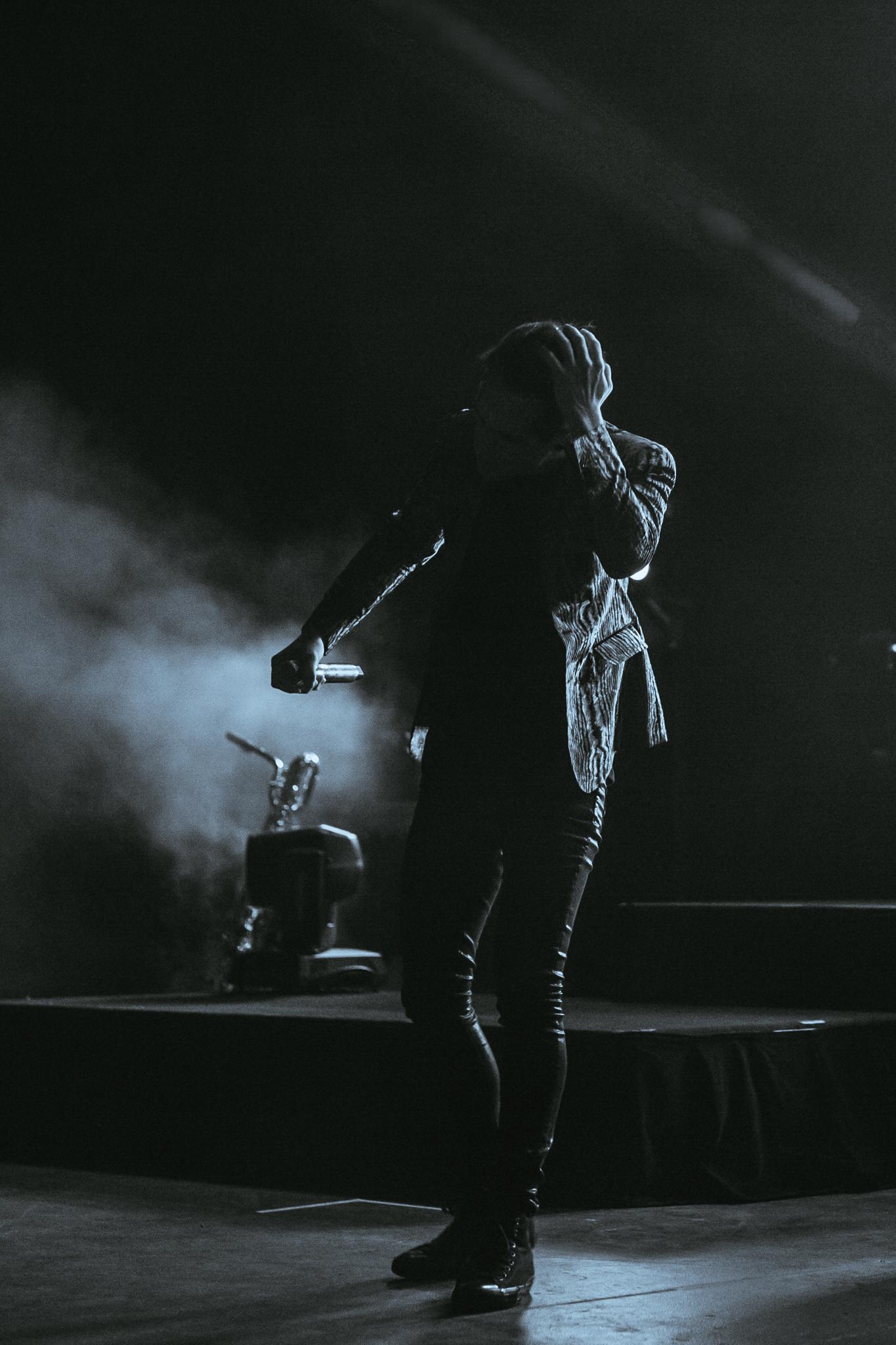 Mitch Lowe Photo - Panic At The Disco - Riverstage-14.jpg