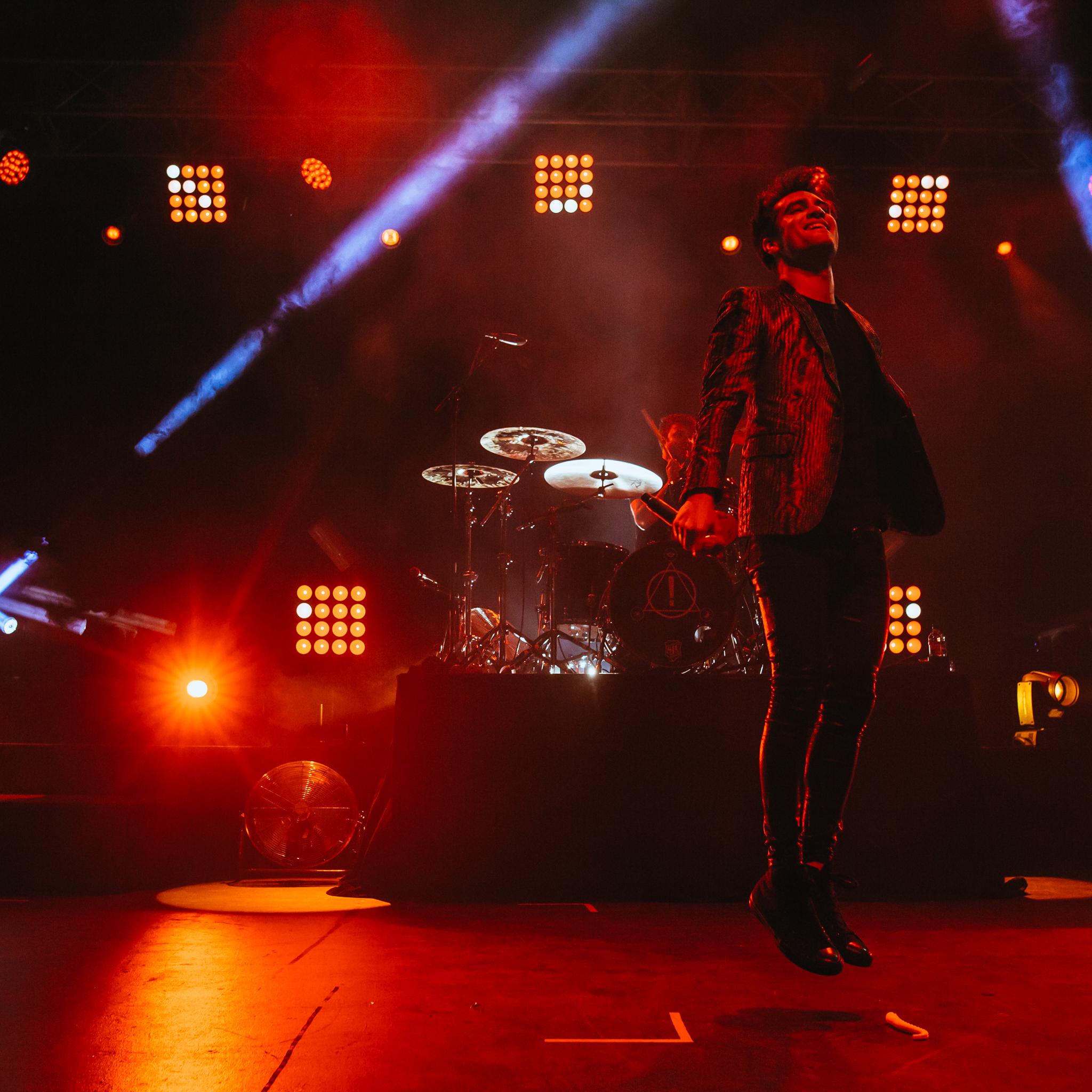 Mitch Lowe Photo - Panic At The Disco - Riverstage-24.jpg