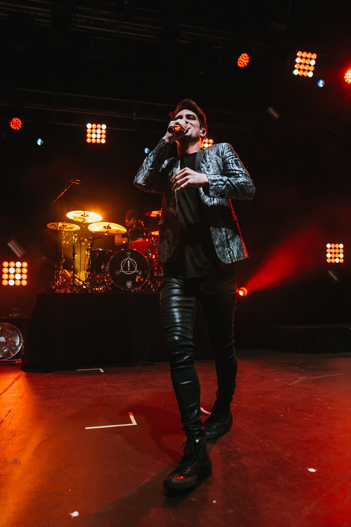 Mitch Lowe Photo - Panic At The Disco - Riverstage-28.jpg