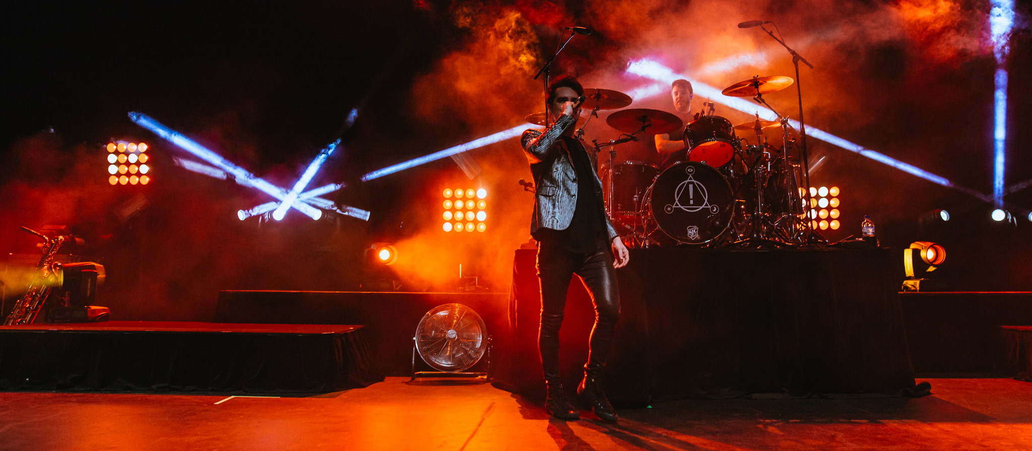 Mitch Lowe Photo - Panic At The Disco - Riverstage-31.jpg