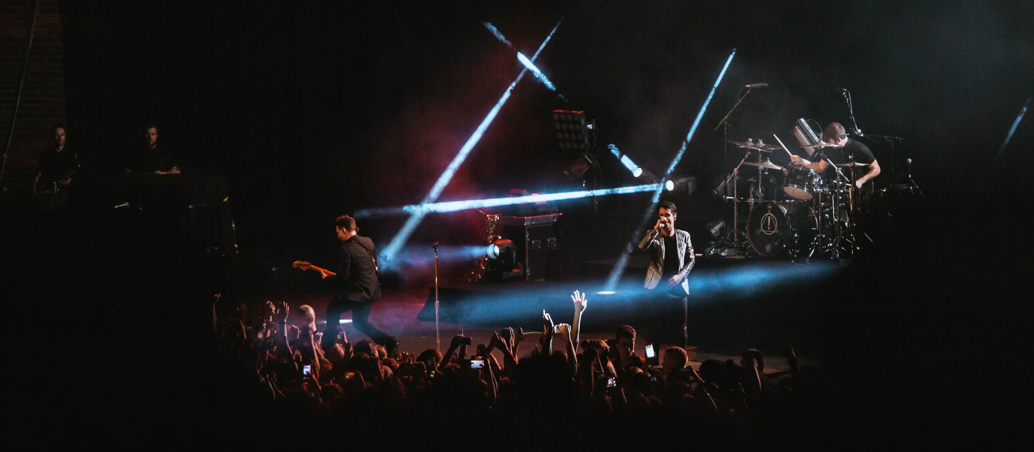 Mitch Lowe Photo - Panic At The Disco - Riverstage-56.jpg