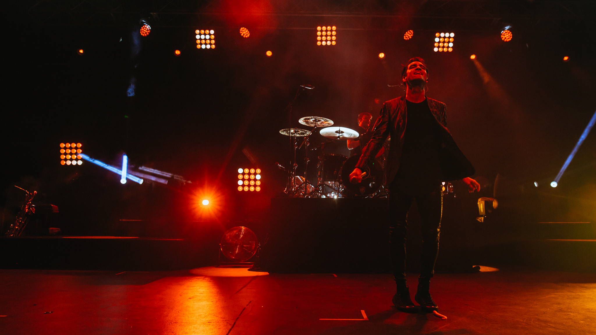 Mitch Lowe Photo - Panic At The Disco - Riverstage-25.jpg