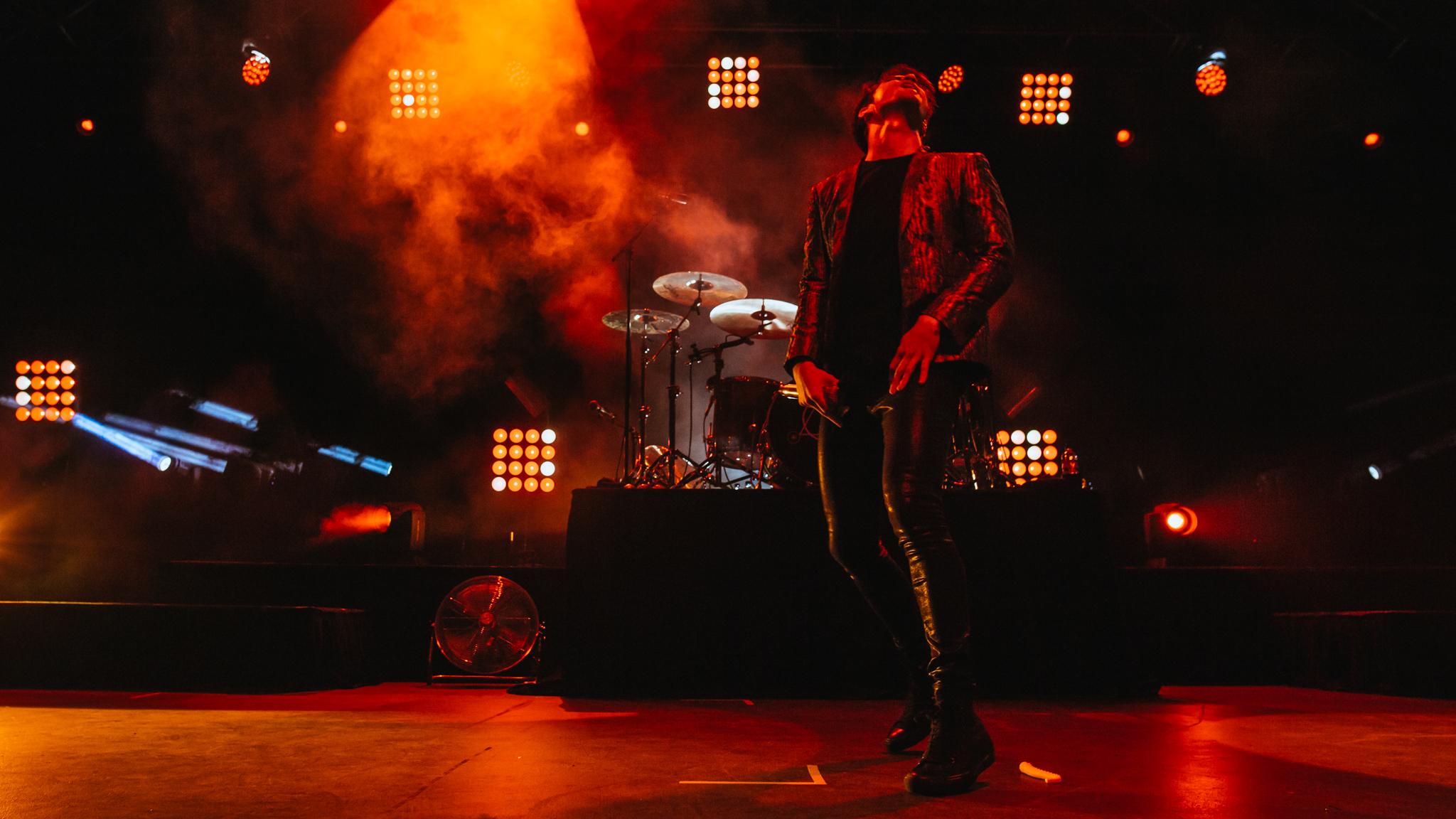 Mitch Lowe Photo - Panic At The Disco - Riverstage-26.jpg