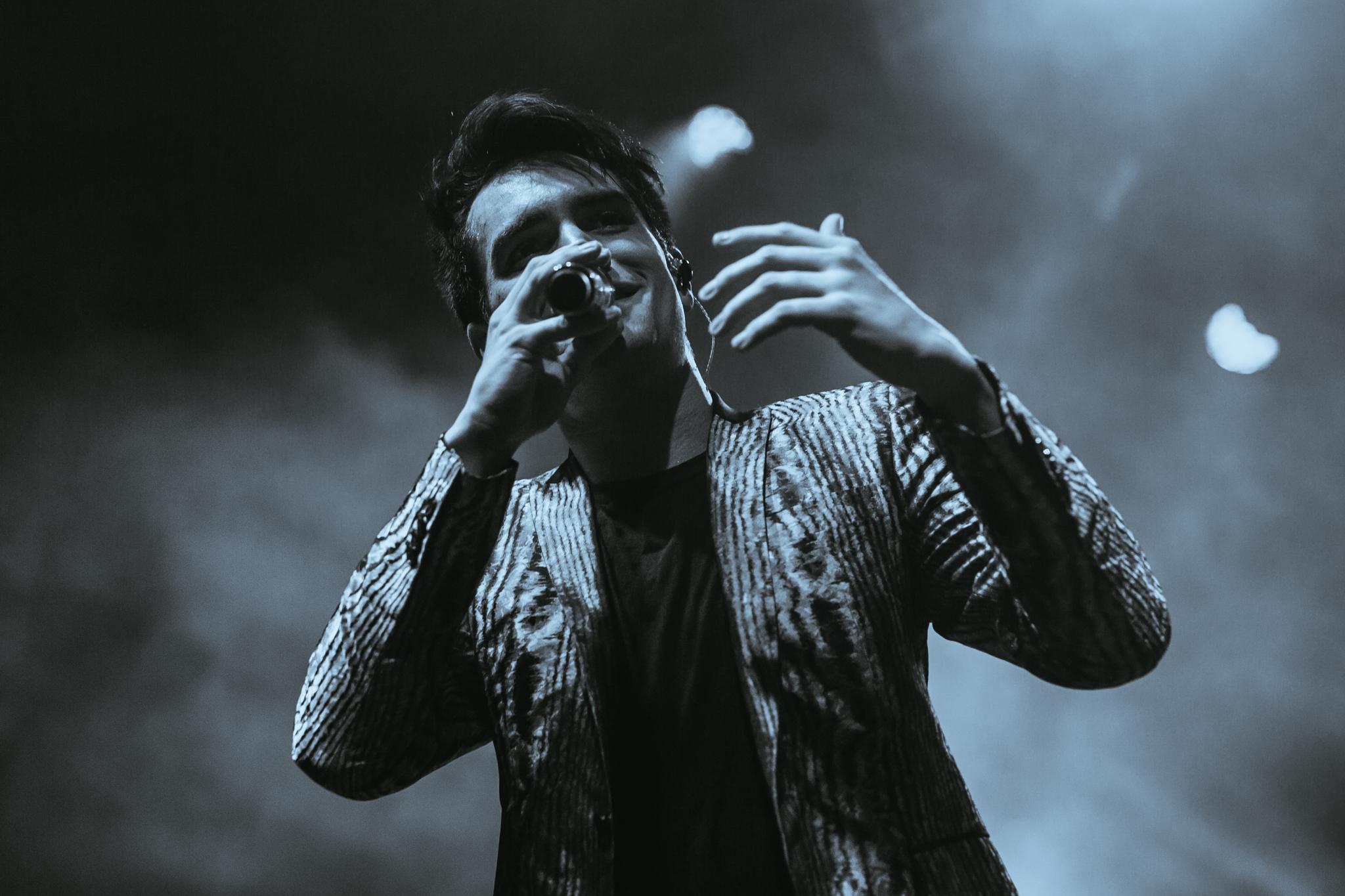 Mitch Lowe Photo - Panic At The Disco - Riverstage-38.jpg