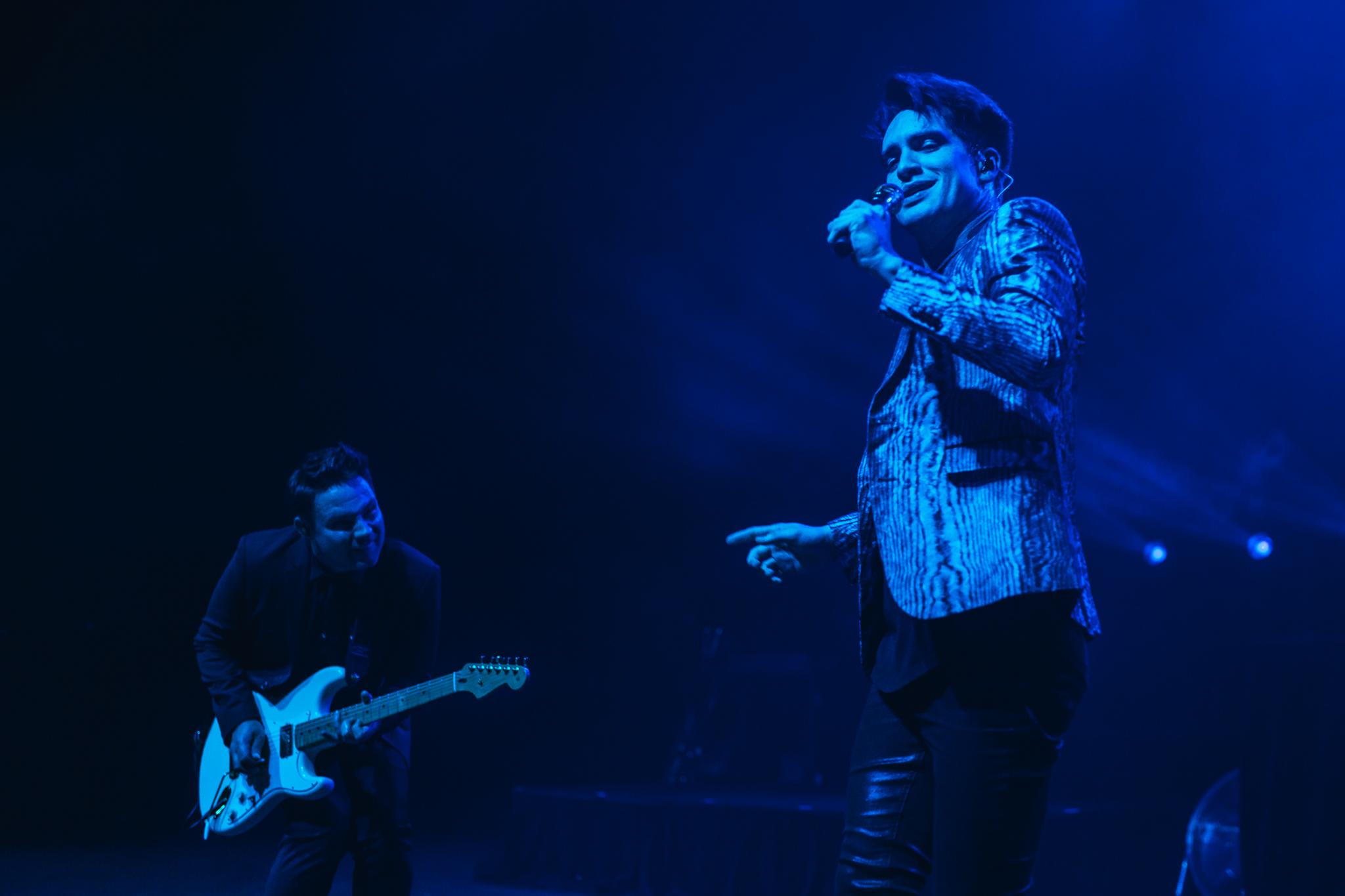 Mitch Lowe Photo - Panic At The Disco - Riverstage-42.jpg