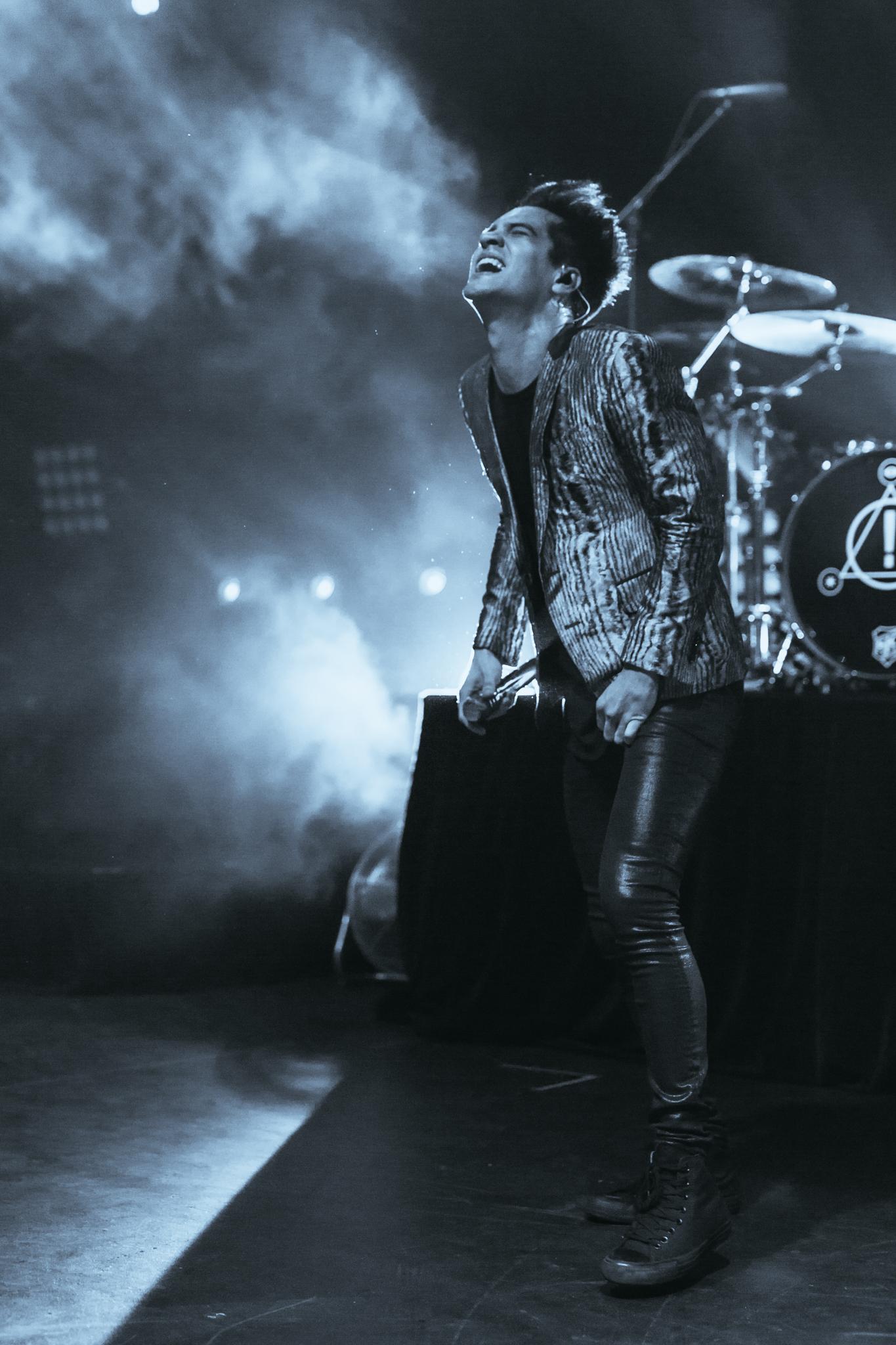 Mitch Lowe Photo - Panic At The Disco - Riverstage-43.jpg