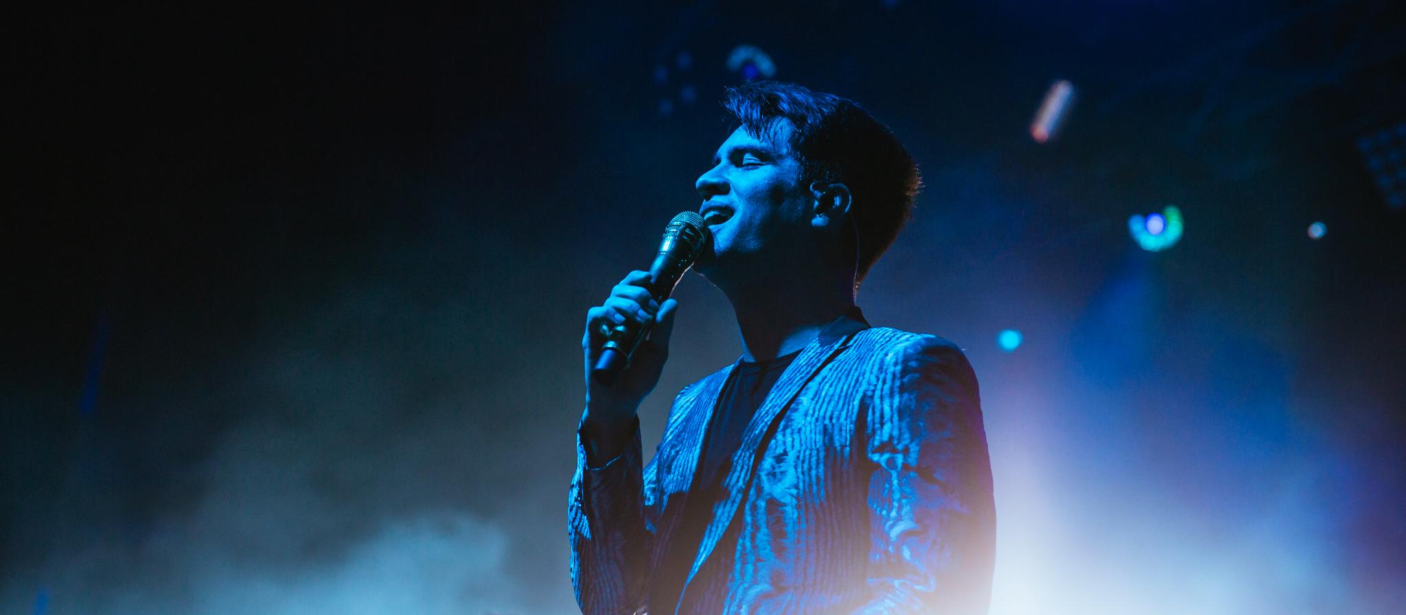 Mitch Lowe Photo - Panic At The Disco - Riverstage-45.jpg