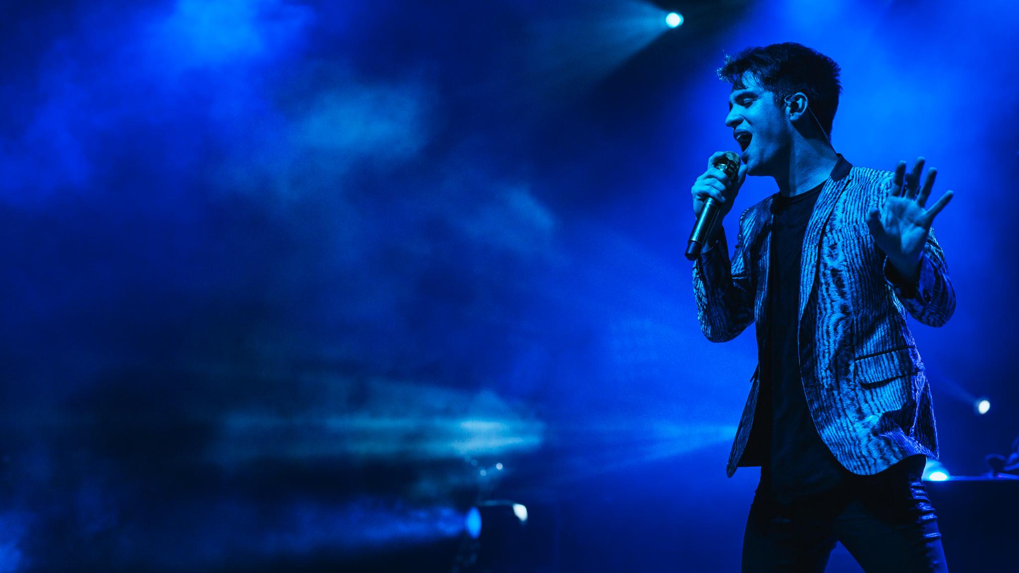 Mitch Lowe Photo - Panic At The Disco - Riverstage-46.jpg