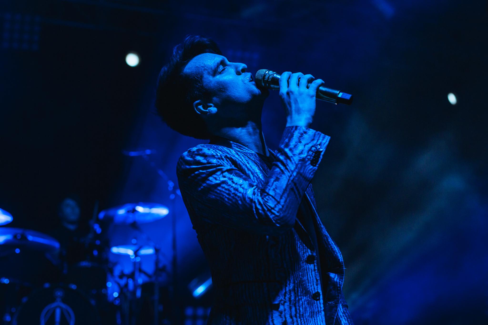 Mitch Lowe Photo - Panic At The Disco - Riverstage-48.jpg
