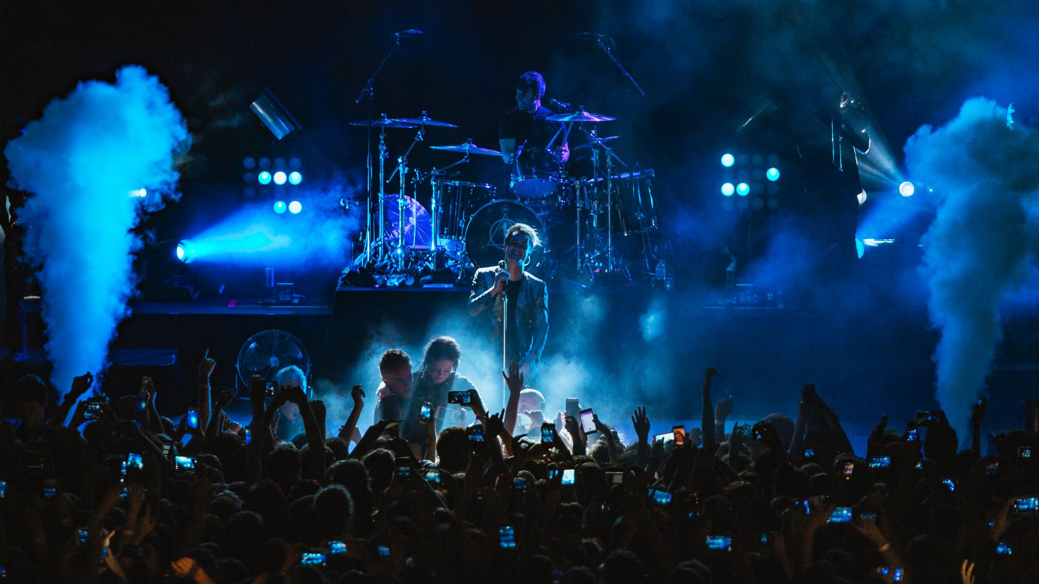 Mitch Lowe Photo - Panic At The Disco - Riverstage-58.jpg