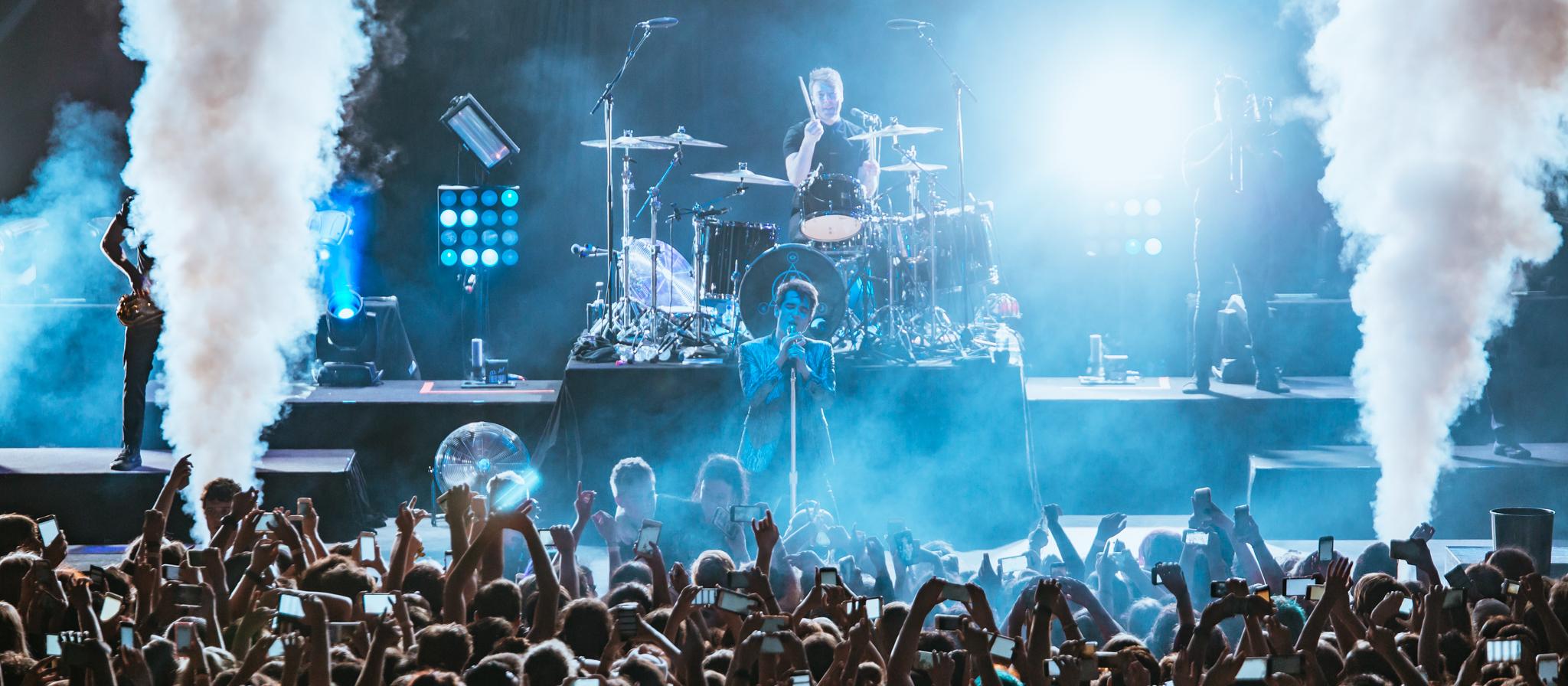 Mitch Lowe Photo - Panic At The Disco - Riverstage-59.jpg