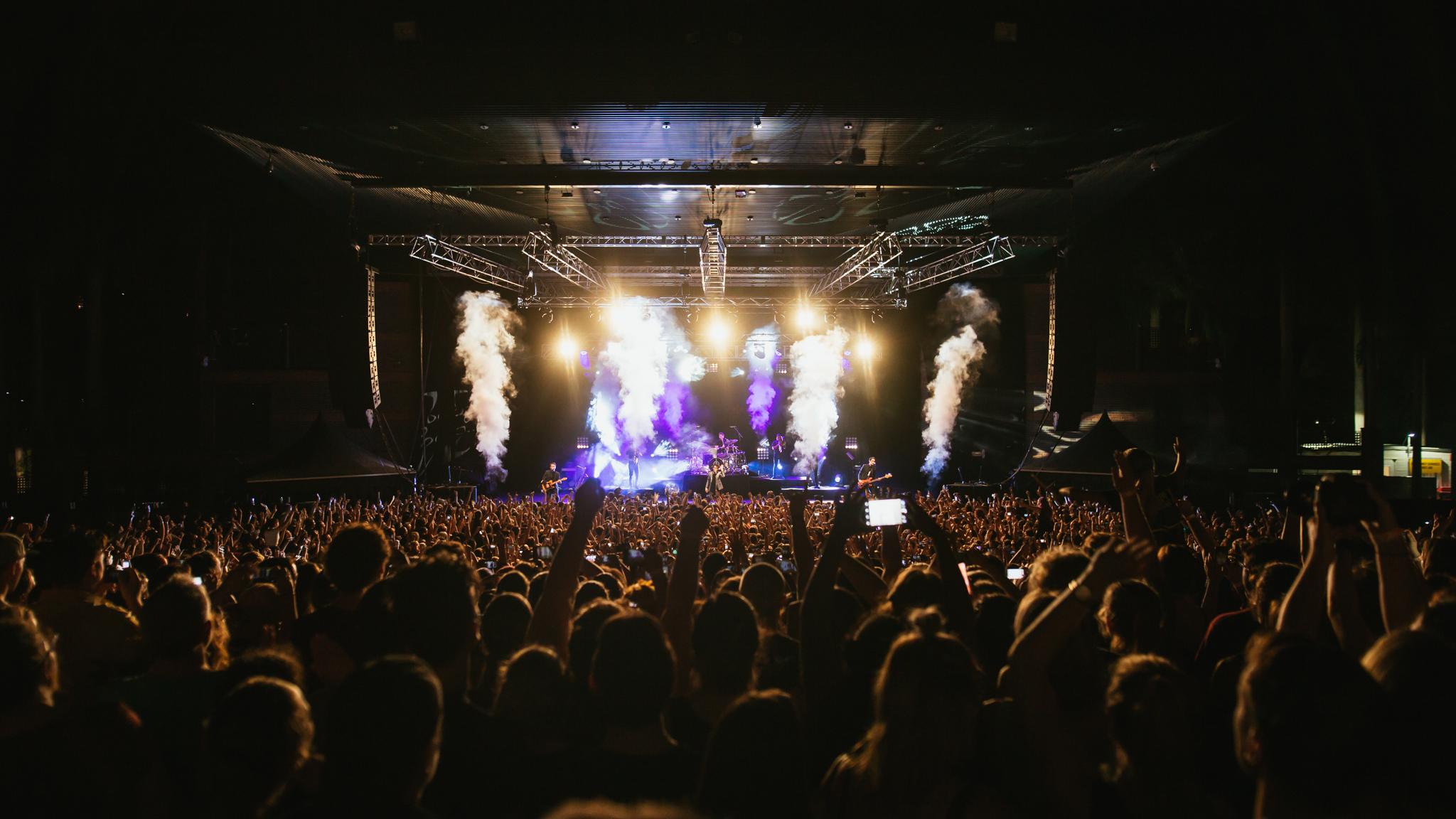 Mitch Lowe Photo - Panic At The Disco - Riverstage-62.jpg