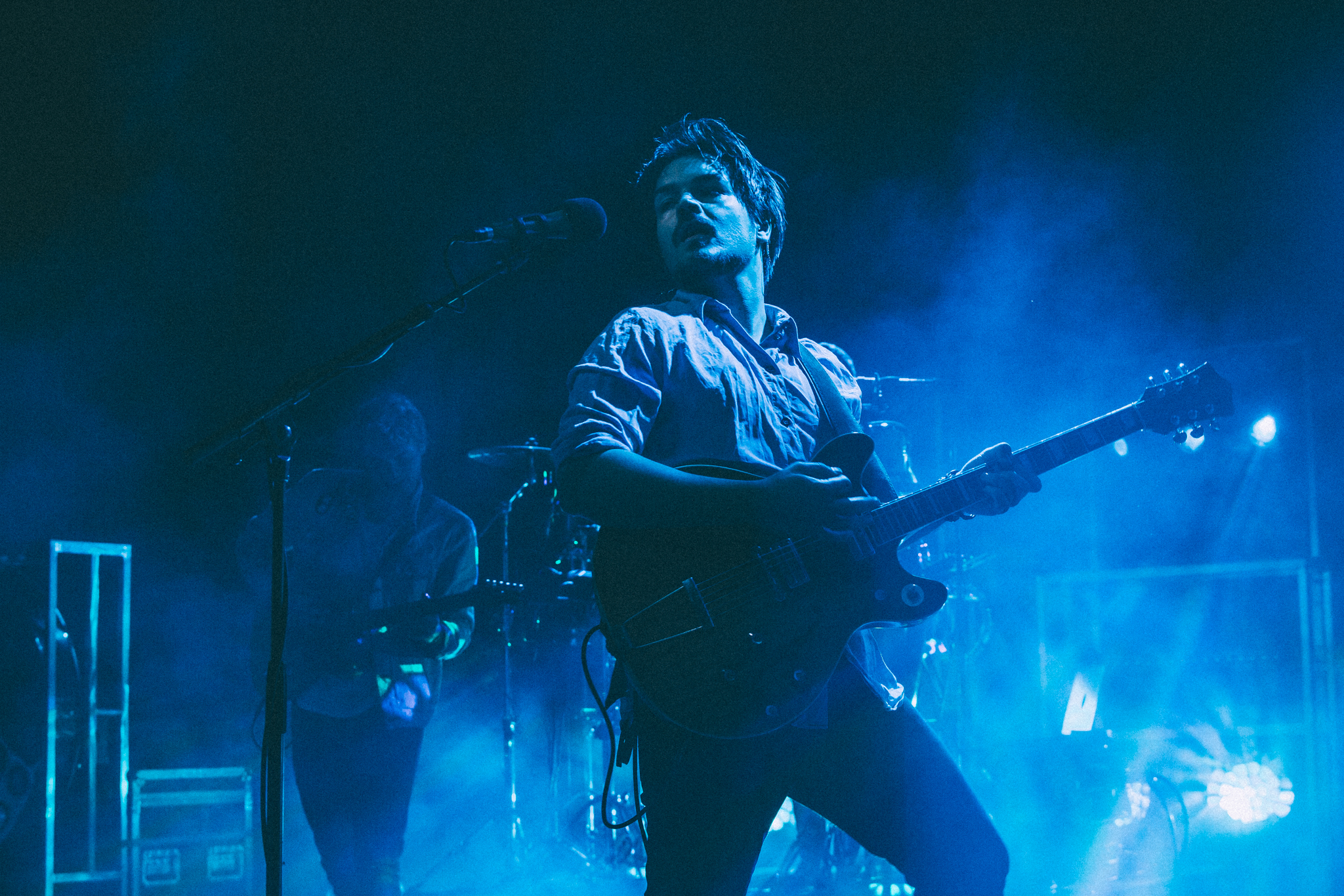 Mitch Lowe Photo - The Wombats - Riverstage-74.jpg