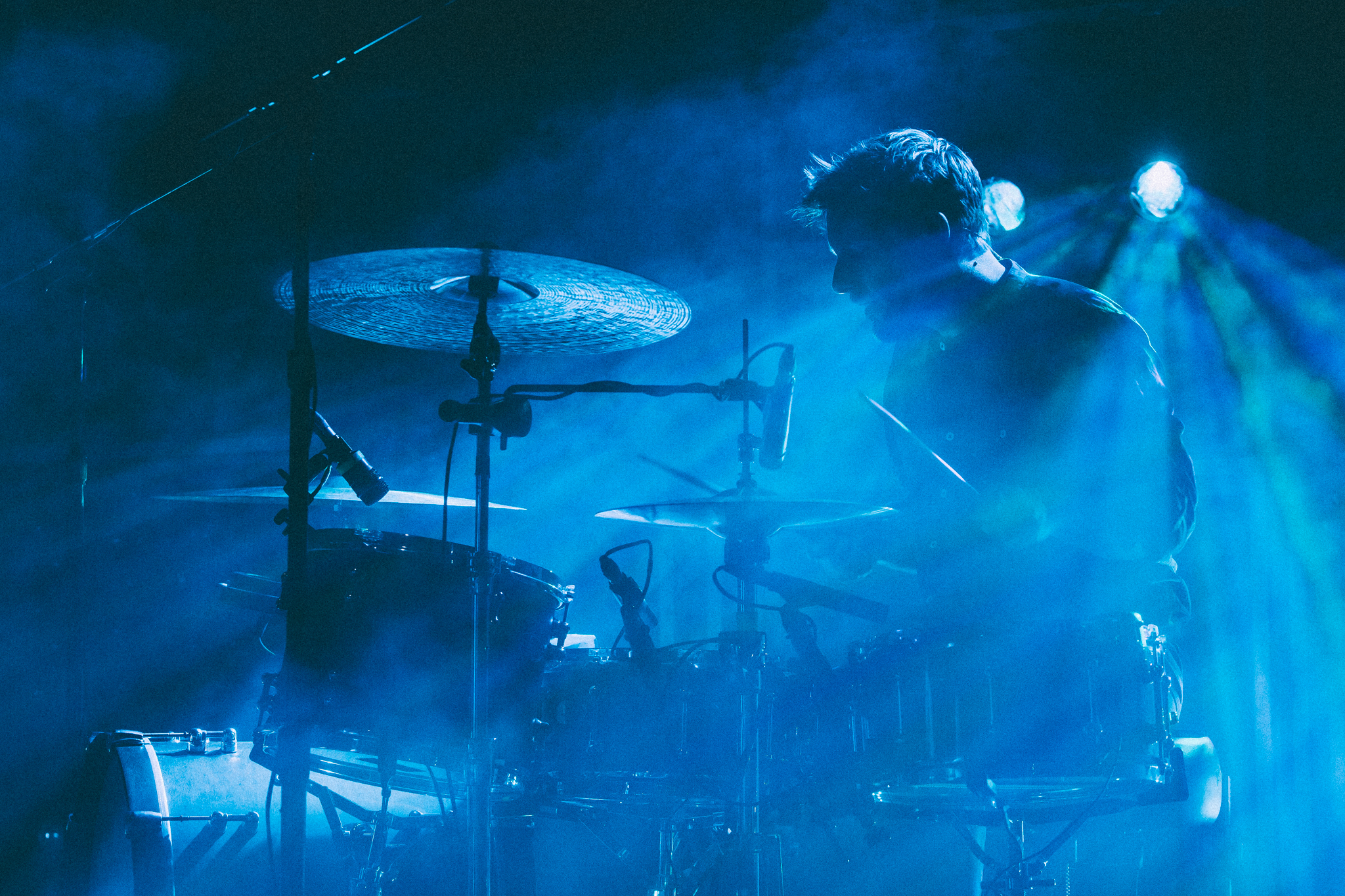 Mitch Lowe Photo - The Wombats - Riverstage-77.jpg