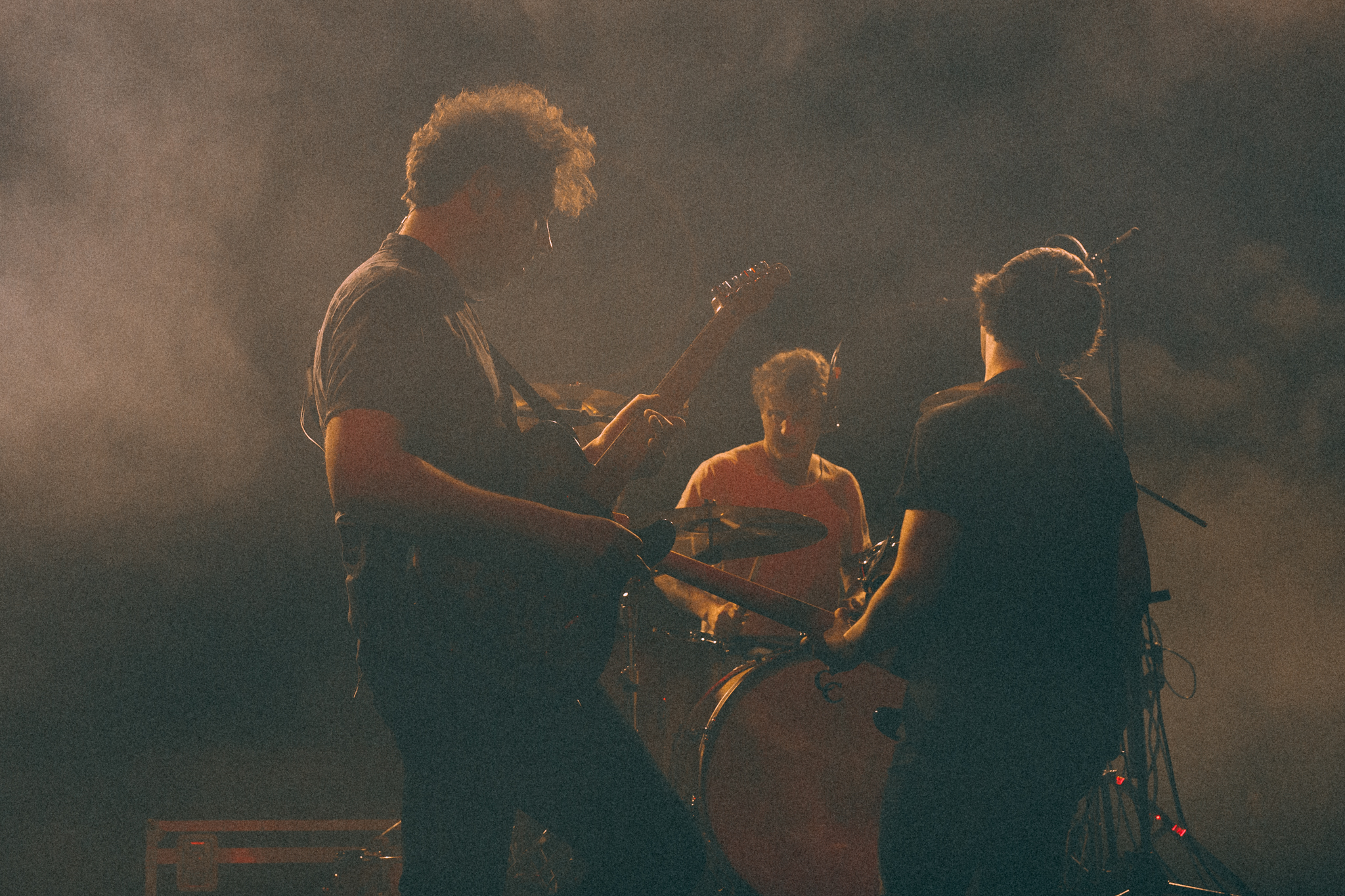 Mitch Lowe Photo - The Wombats - Riverstage-133.jpg