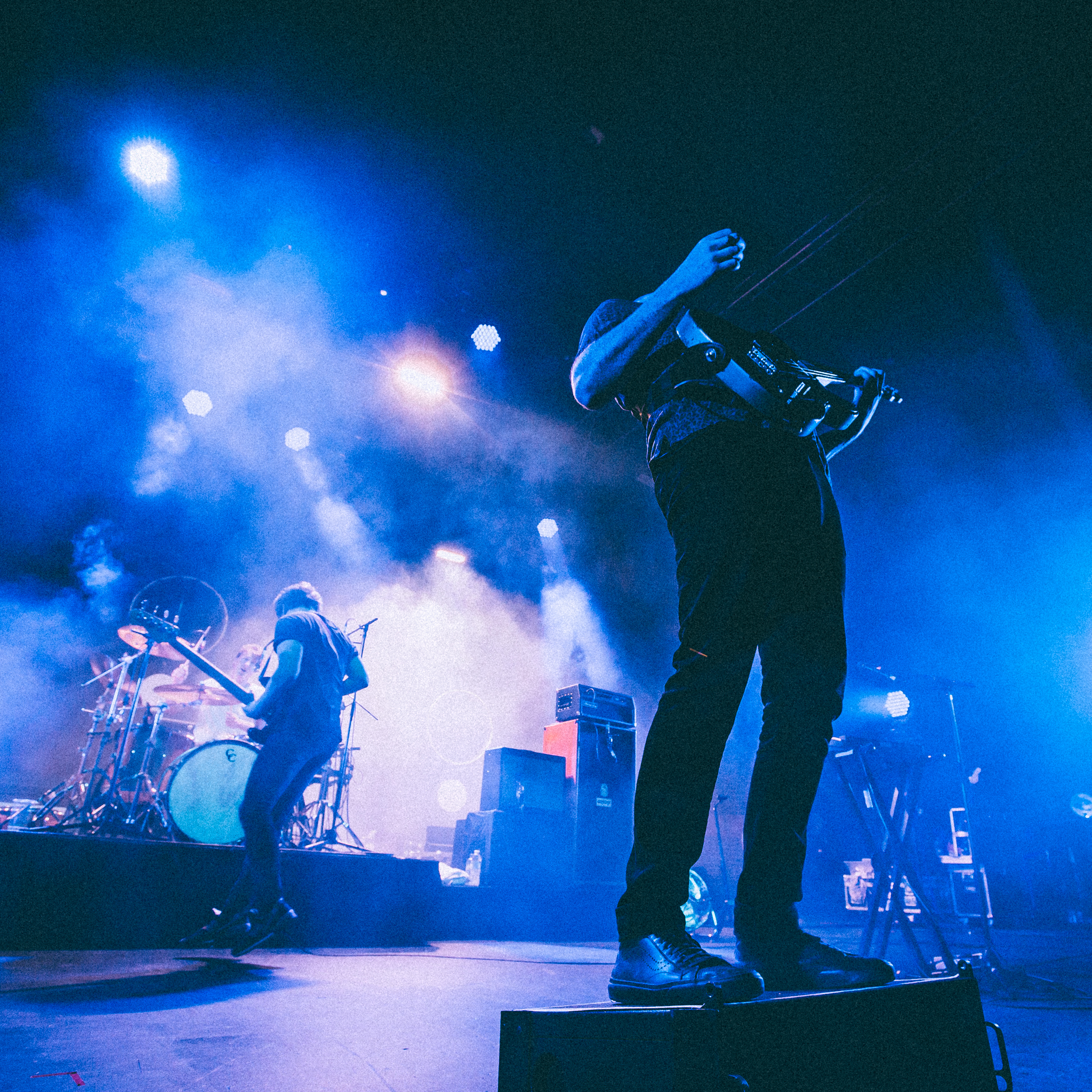 Mitch Lowe Photo - The Wombats - Riverstage-147.jpg