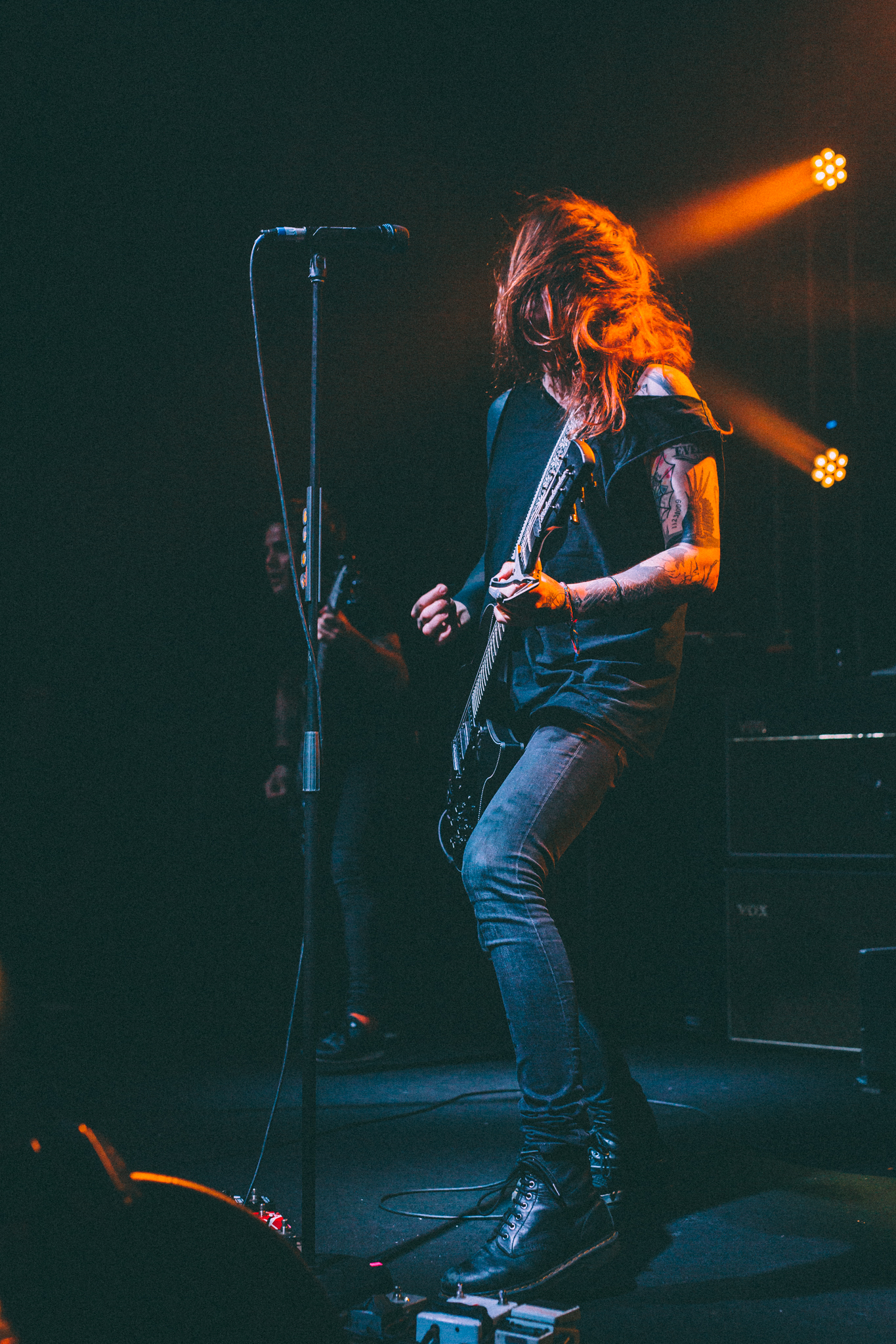 Mitch Lowe Photo - Against Me! - The Triffid-6.jpg