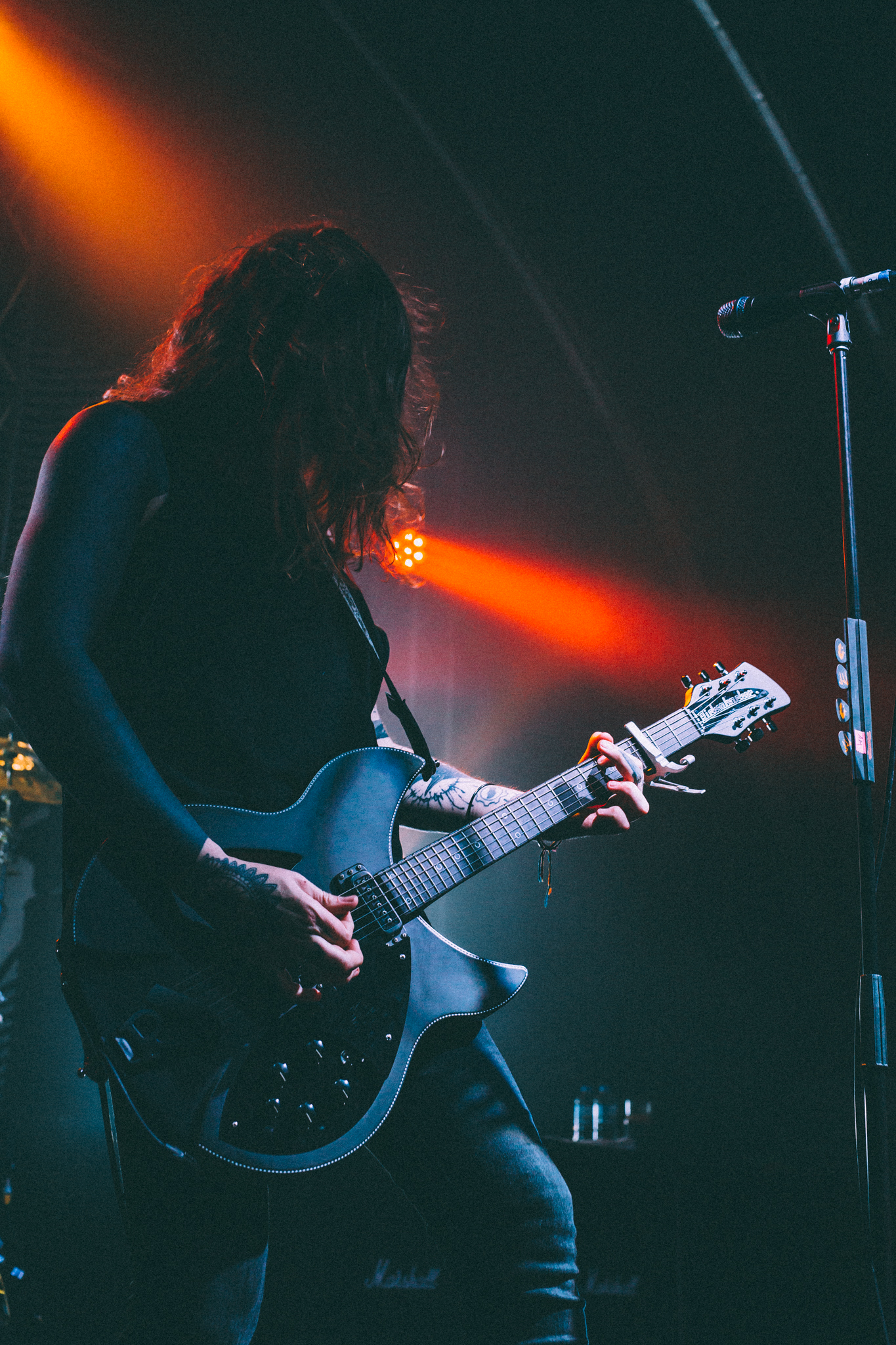 Mitch Lowe Photo - Against Me! - The Triffid-12.jpg