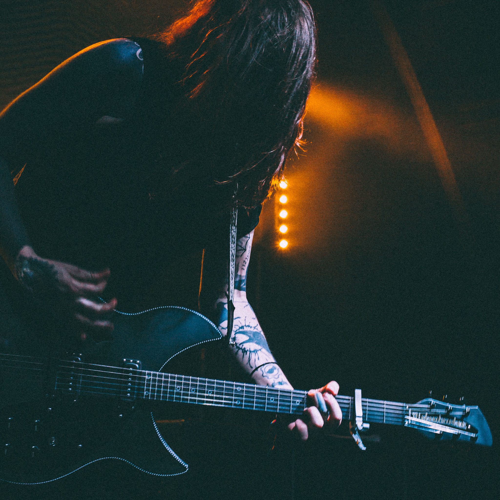 Mitch Lowe Photo - Against Me! - The Triffid-13.jpg