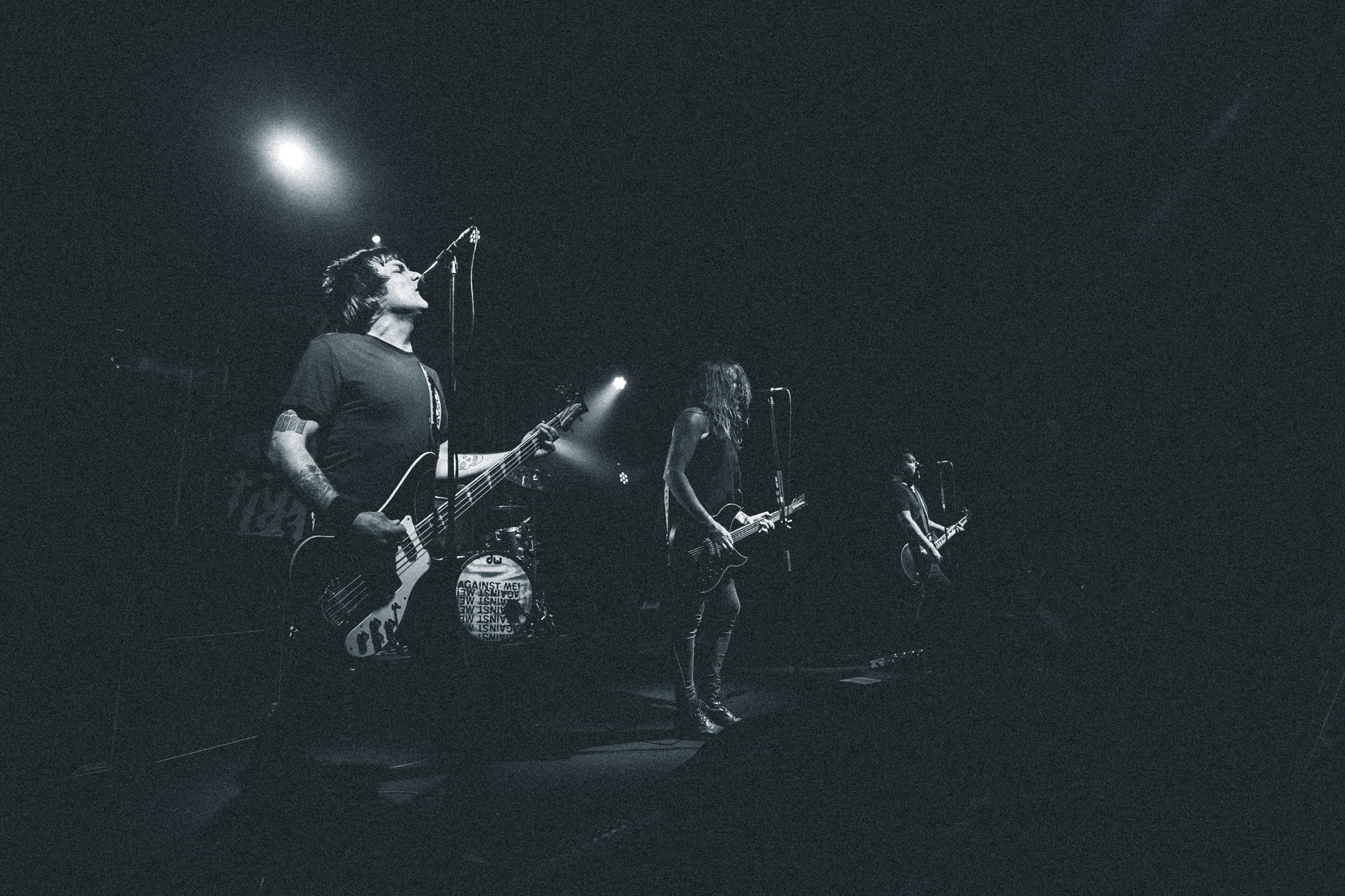 Mitch Lowe Photo - Against Me! - The Triffid-27.jpg