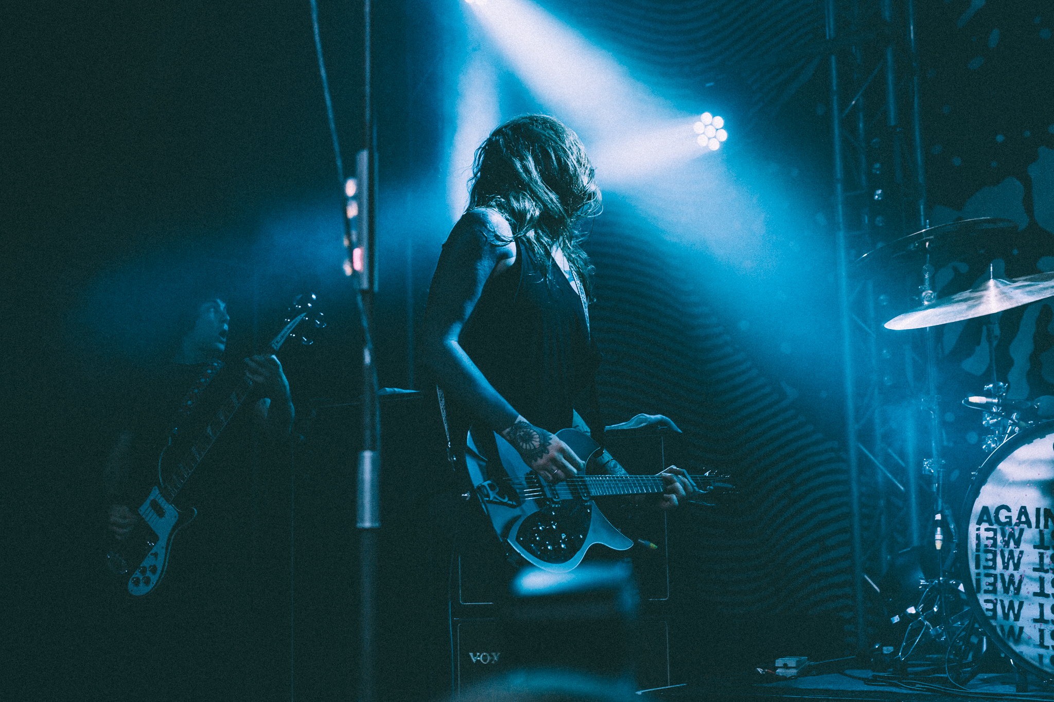 Mitch Lowe Photo - Against Me! - The Triffid-34.jpg