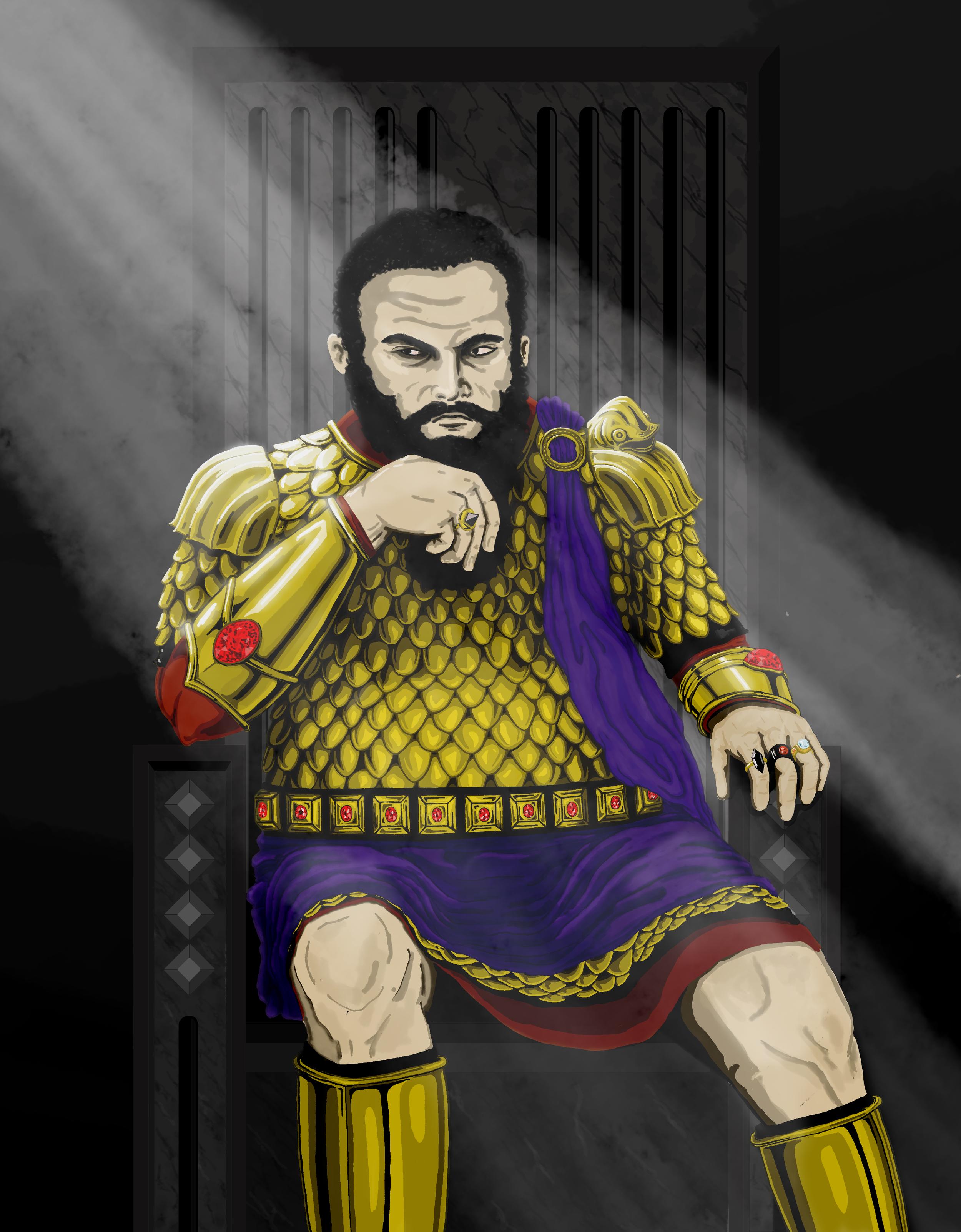 Ar-Pharazon the Golden
